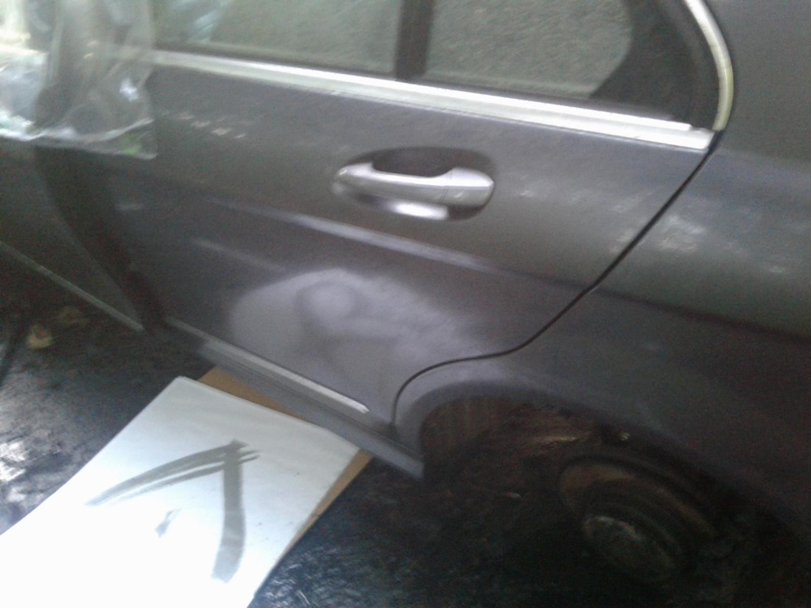 View Auto part MERCEDES C CLASS 2007 4 Door Saloon