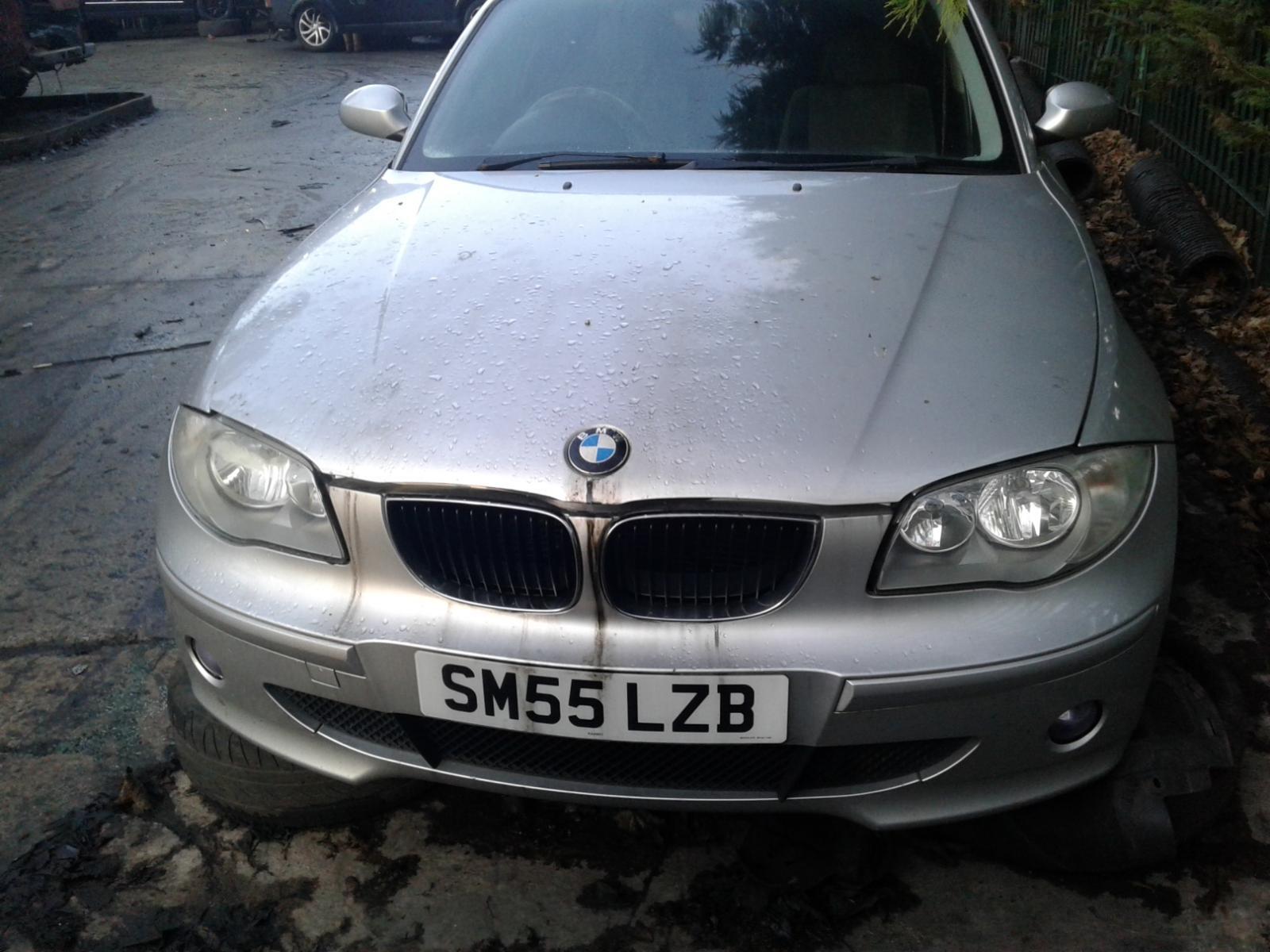 View Auto part BMW 1 SERIES 2005 5 Door Hatchback
