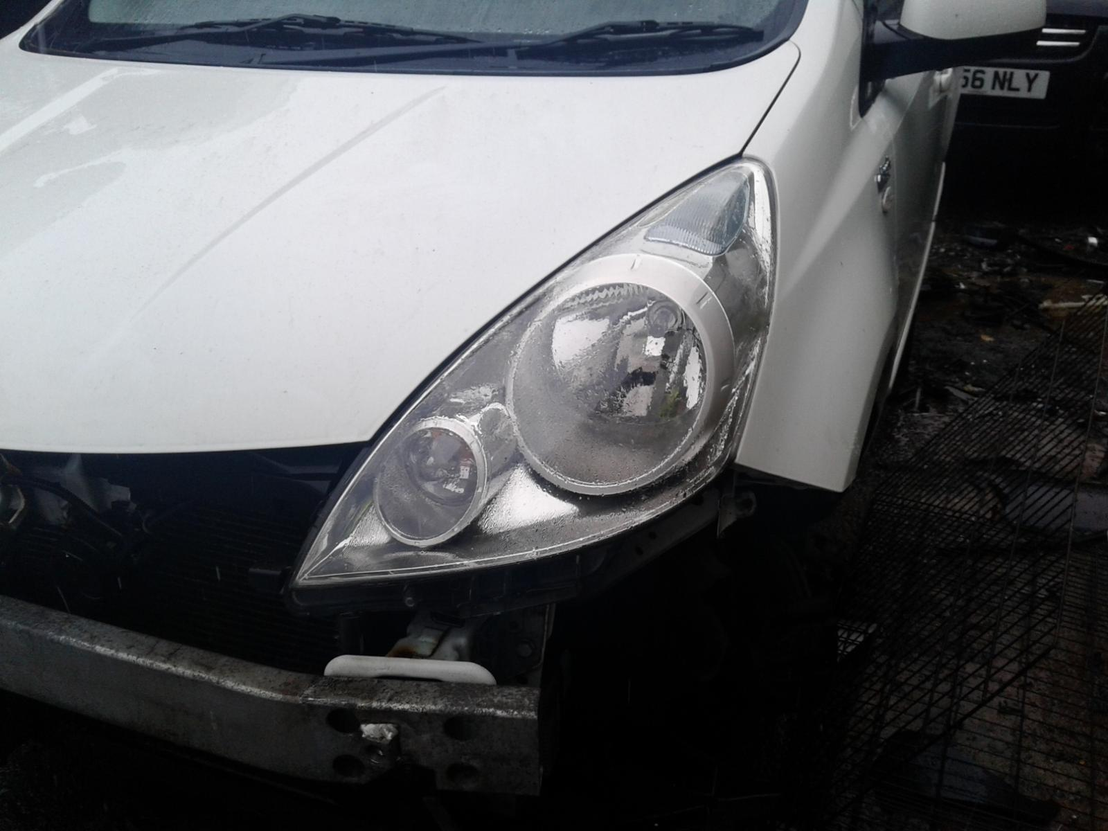 View Auto part NISSAN NOTE 2012 5 Door BODYSTYLE.MPV