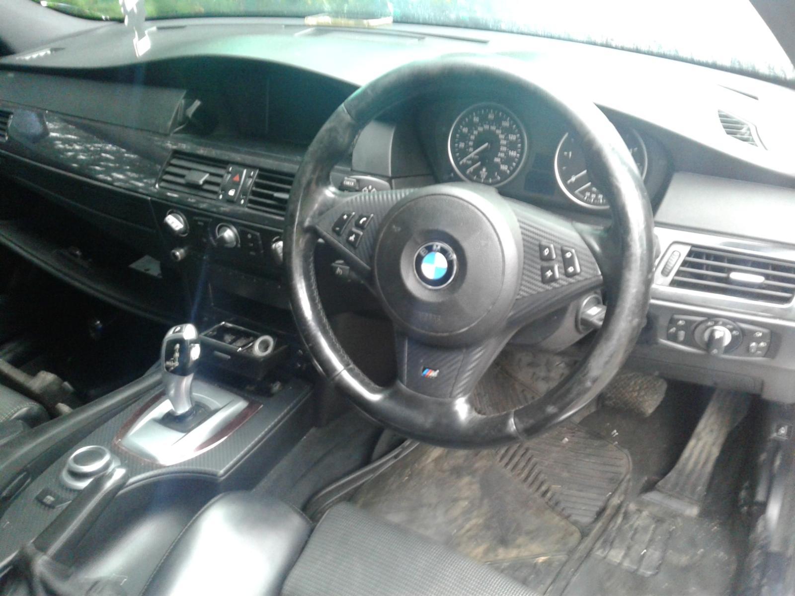 View Auto part BMW 5 SERIES 2008 4 Door Saloon