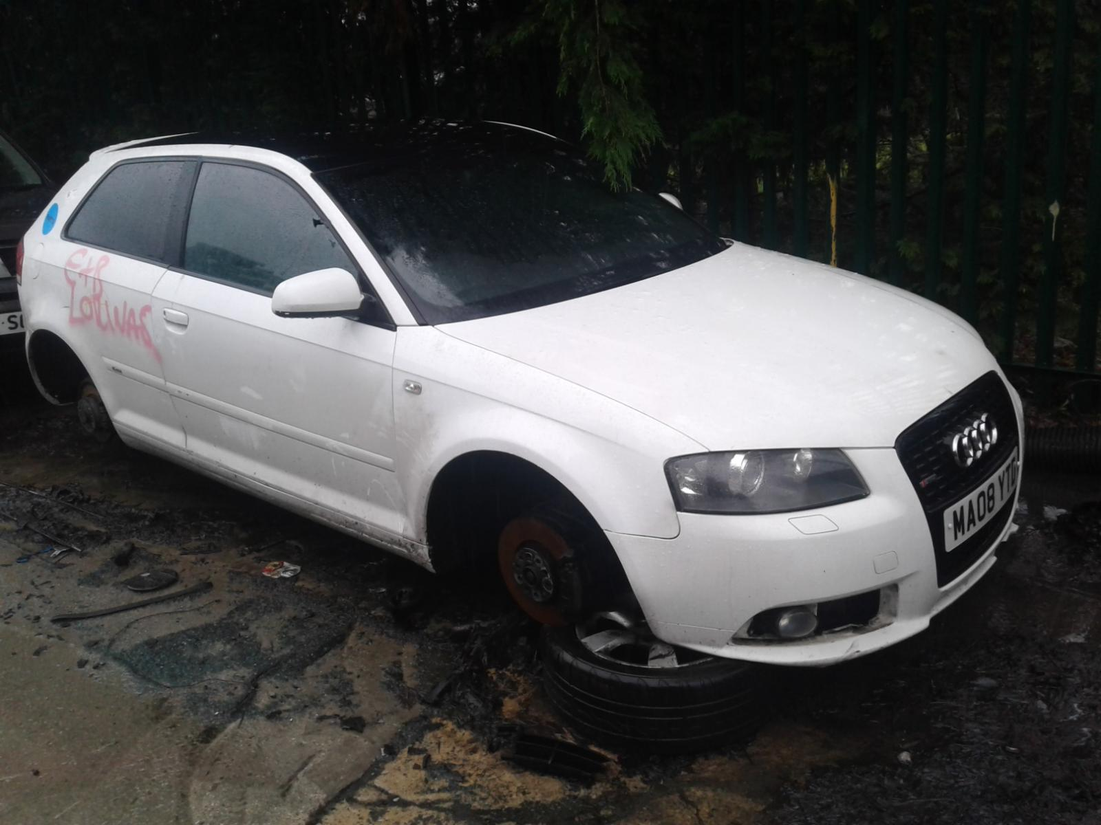 Image for a AUDI A3 2008 3 Door Hatchback