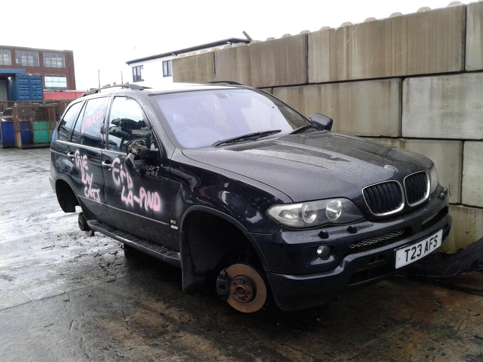 Image for a BMW X5 2003 5 Door Estate