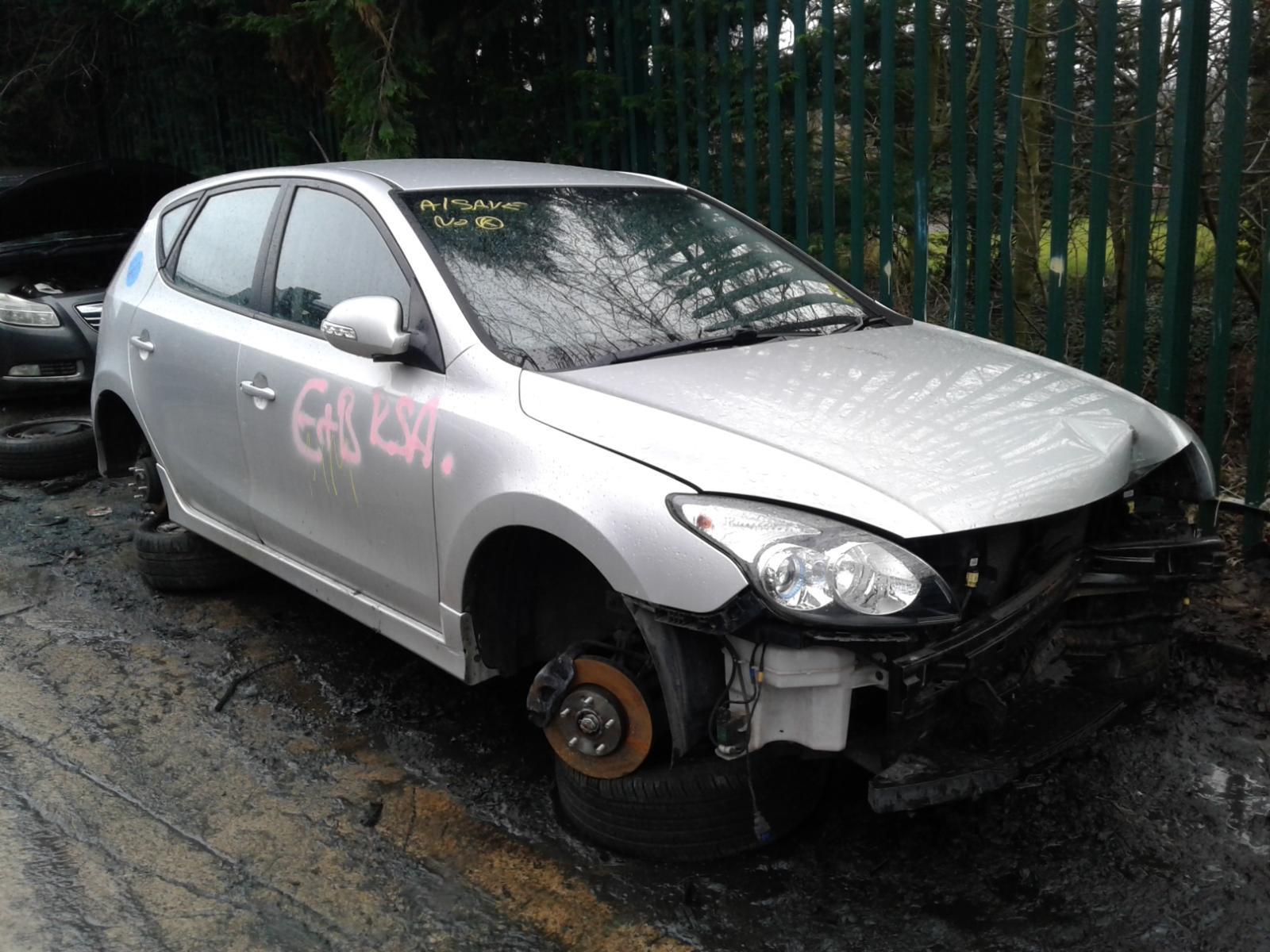 Image for a HYUNDAI I30 2011 5 Door Hatchback
