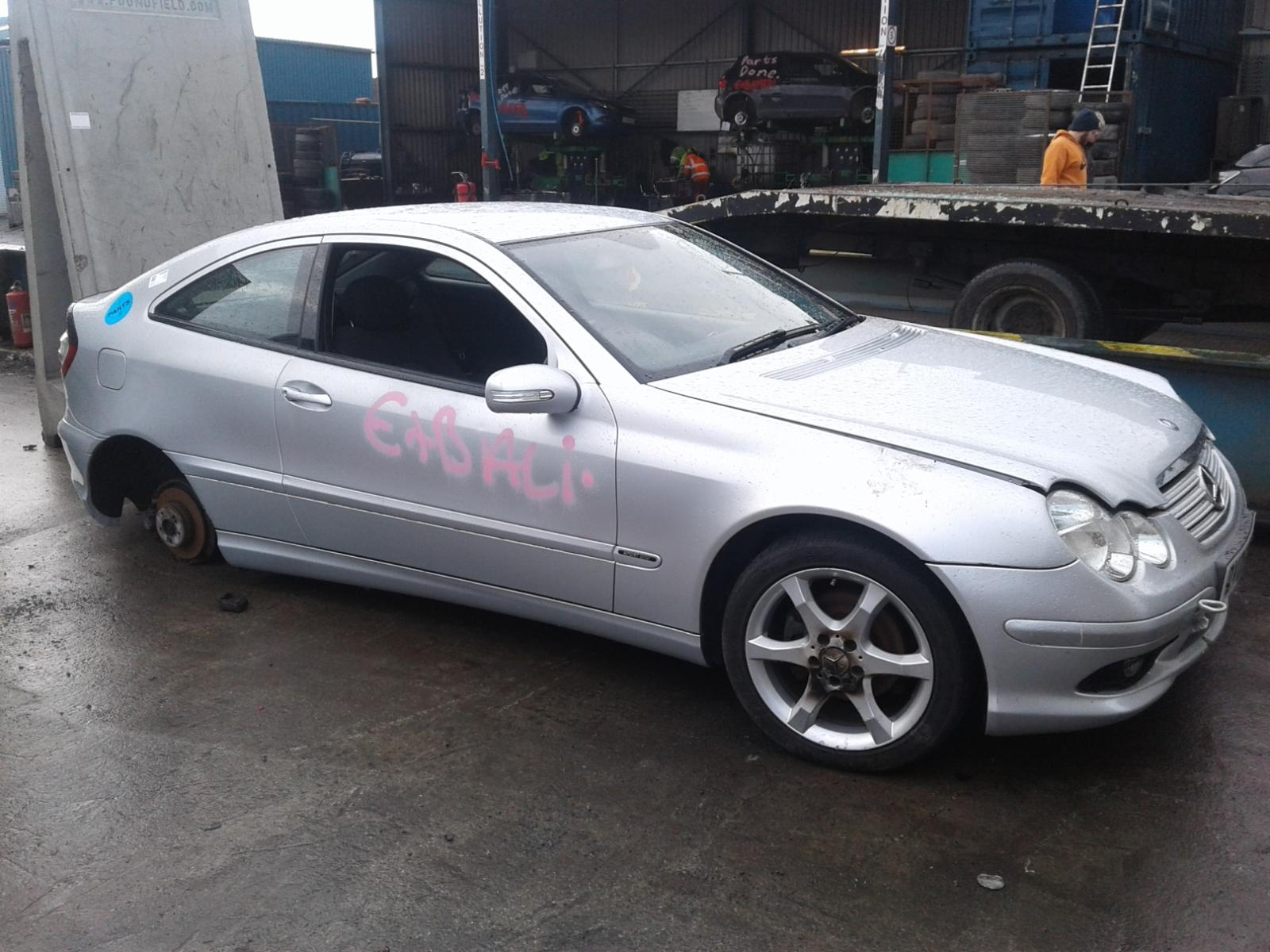 Image for a MERCEDES C CLASS 2006 3 Door Coupe
