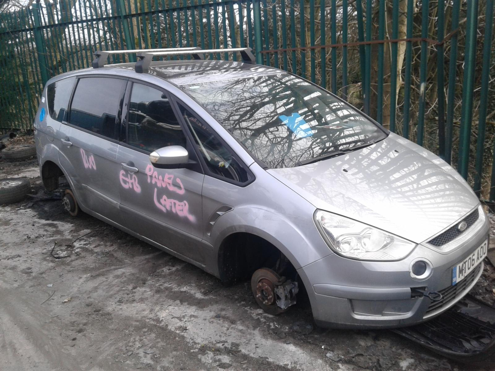 Image for a FORD S MAX 2006 5 Door BODYSTYLE.MPV