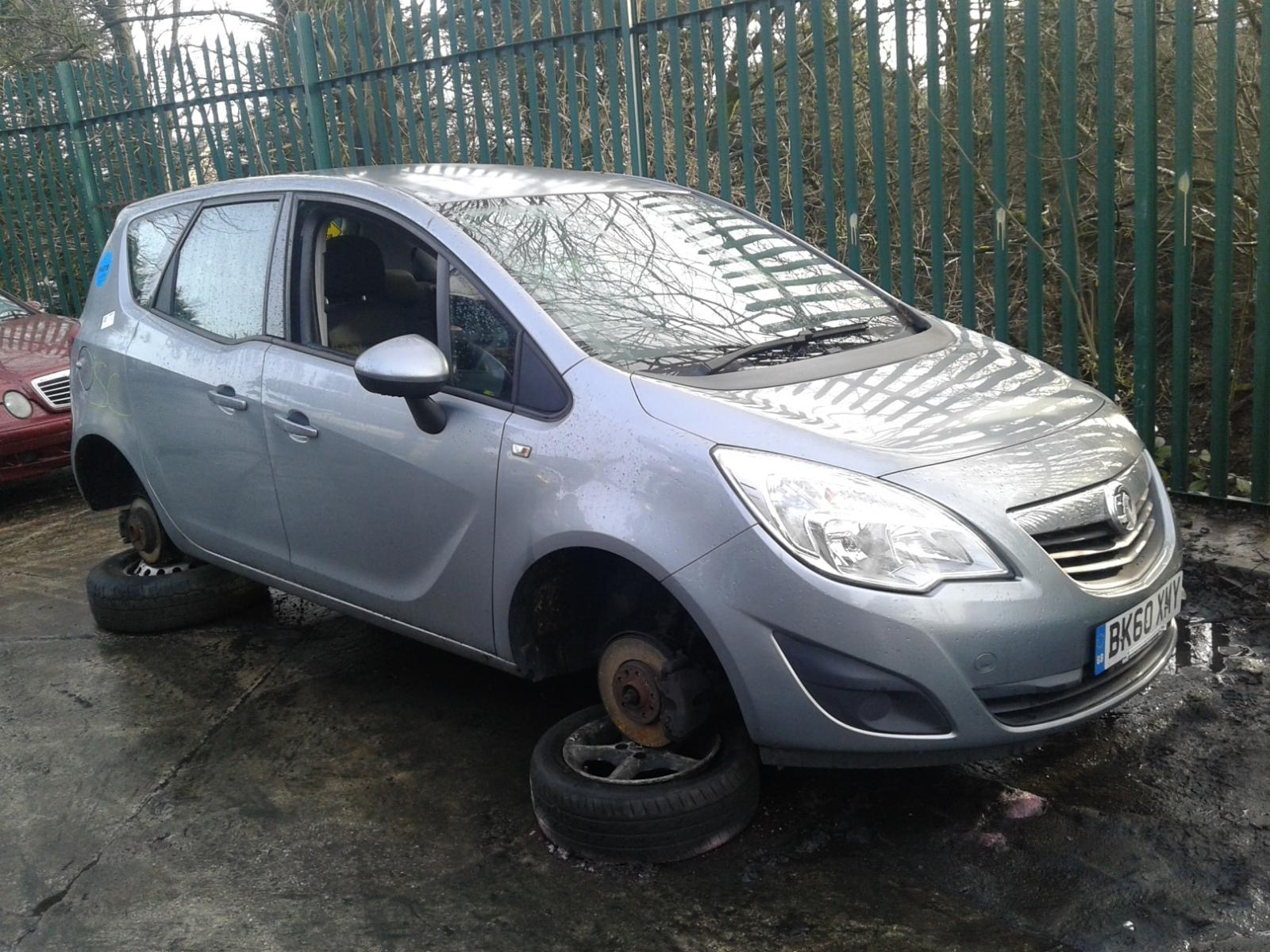 Image for a VAUXHALL MERIVA 2010 5 Door BODYSTYLE.MPV