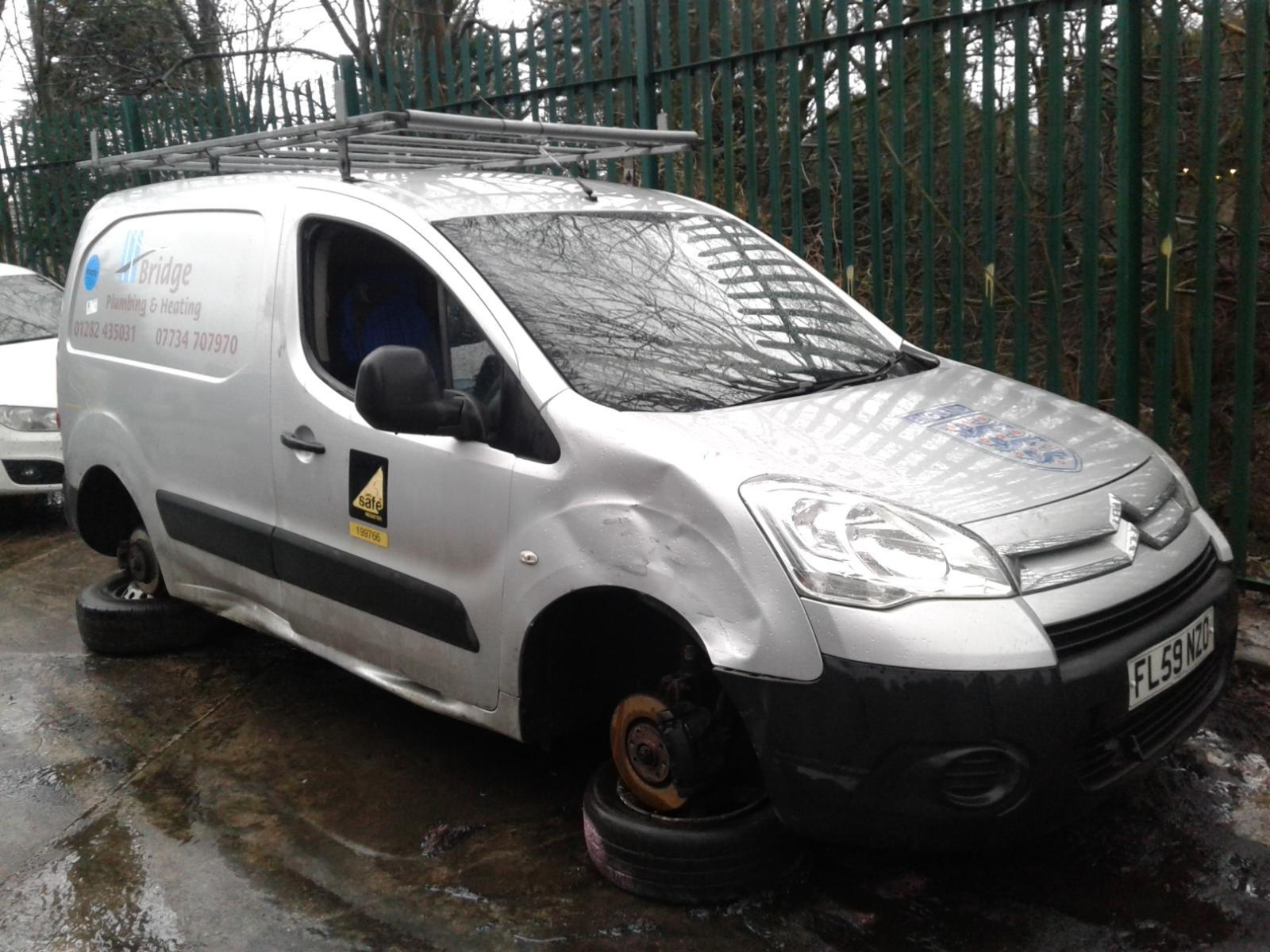 Image for a CITROEN BERLINGO 2009 Unknown Van