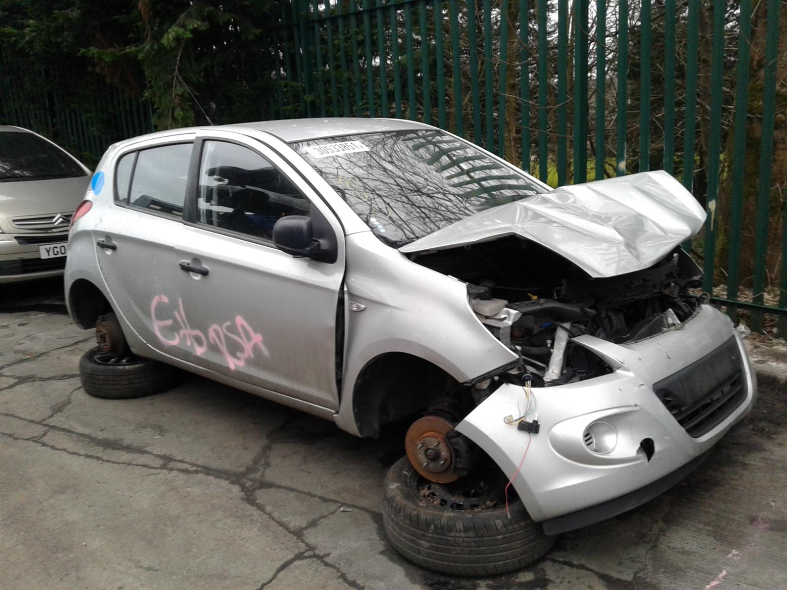 Image for a HYUNDAI I20 2011 5 Door Hatchback