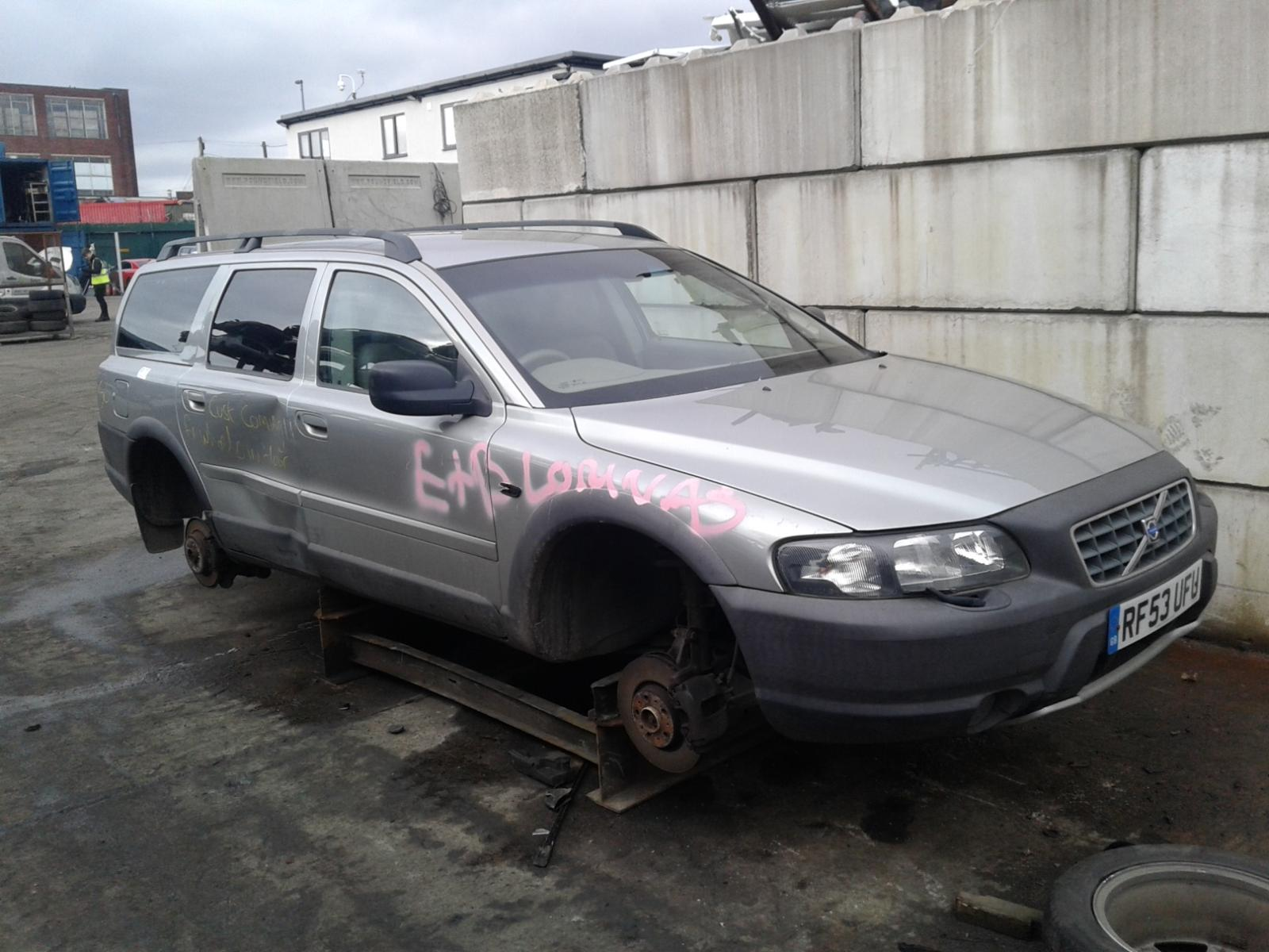 Image for a VOLVO XC70 2003 5 Door Estate