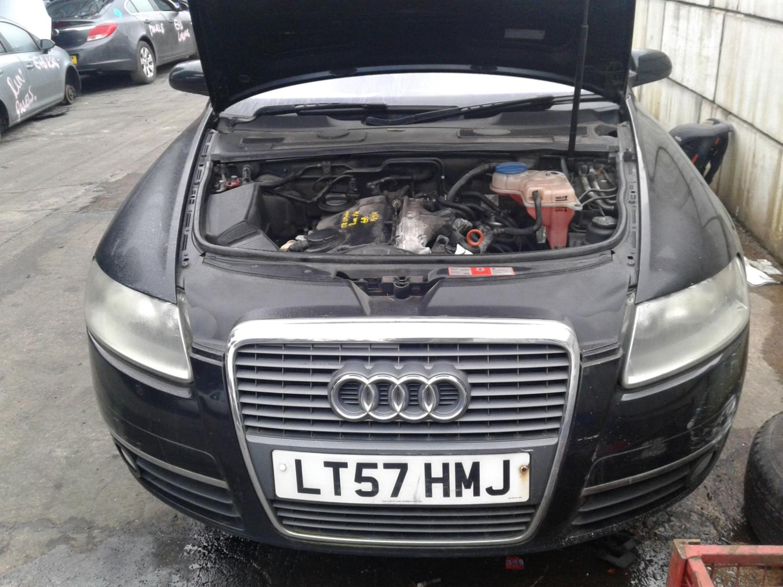 Image for a AUDI A6 2007 4 Door Saloon