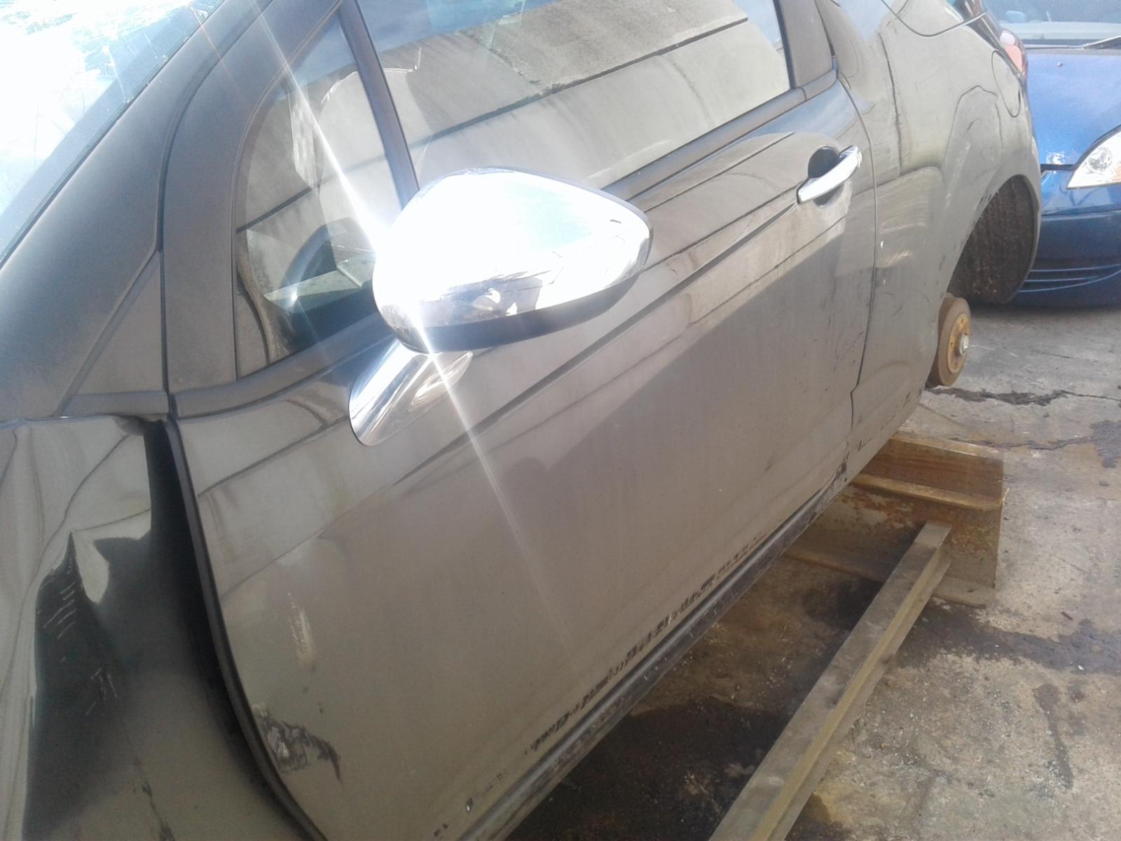 View Auto part CITROEN DS3 2010 3 Door Hatchback