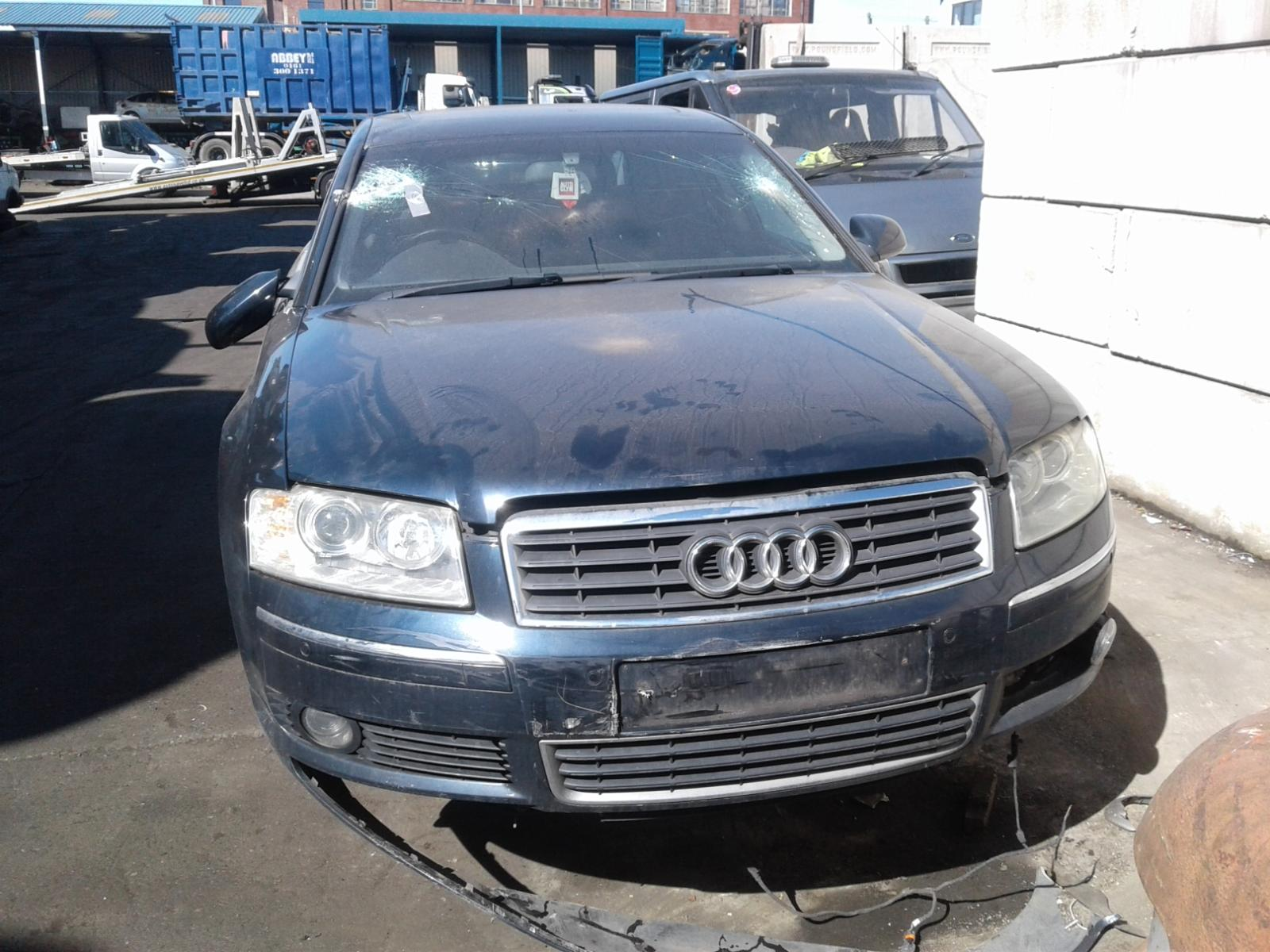 Image for a AUDI A8 2004 4 Door Saloon