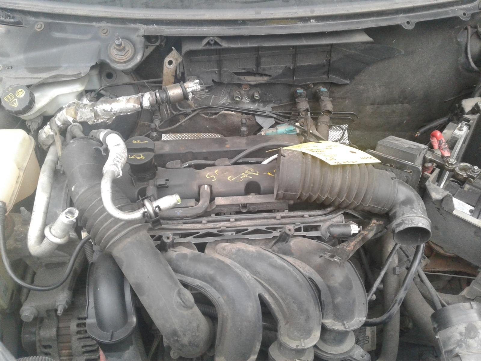 Image for a FORD FIESTA 2004 3 Door Hatchback