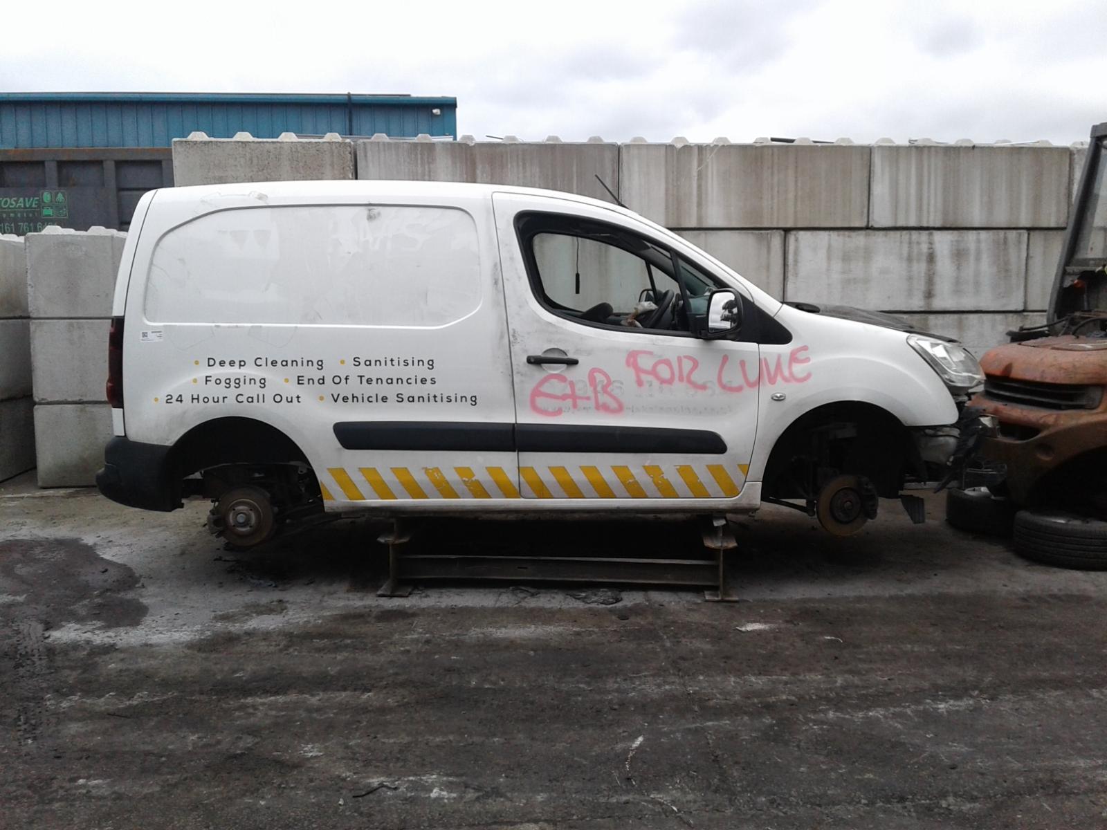 Image for a CITROEN BERLINGO 2015 Unknown Van
