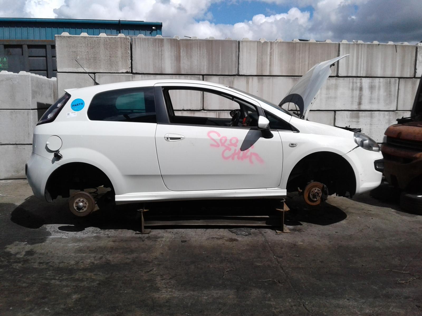 Image for a FIAT PUNTO EVO 2010 3 Door Hatchback