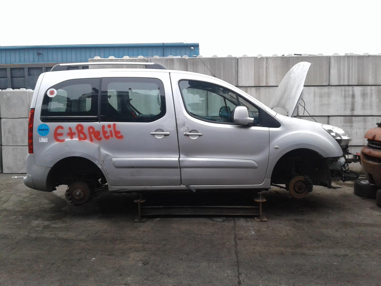 Image for a PEUGEOT PARTNER 2008 5 Door BODYSTYLE.MPV