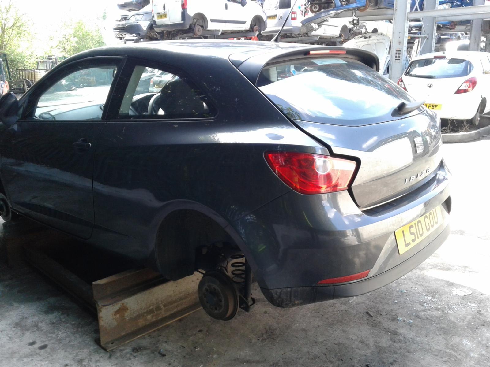 View Auto part SEAT IBIZA 2010 3 Door Hatchback