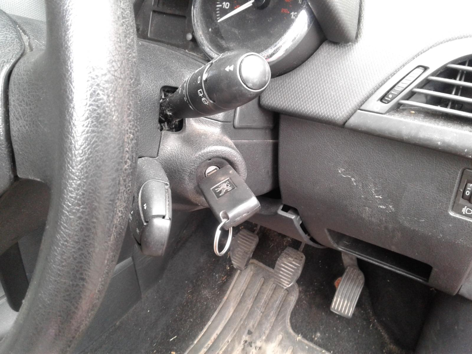 View Auto part PEUGEOT 207 2007 3 Door Hatchback