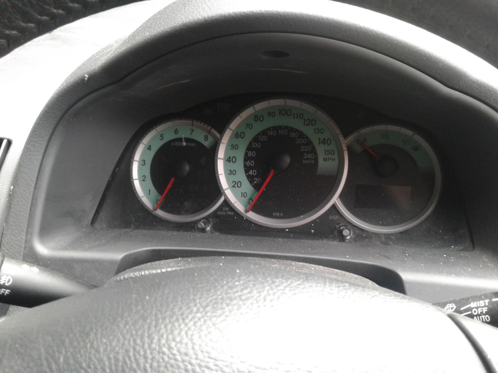 View Auto part TOYOTA COROLLA VERSO 2004 5 Door BODYSTYLE.MPV