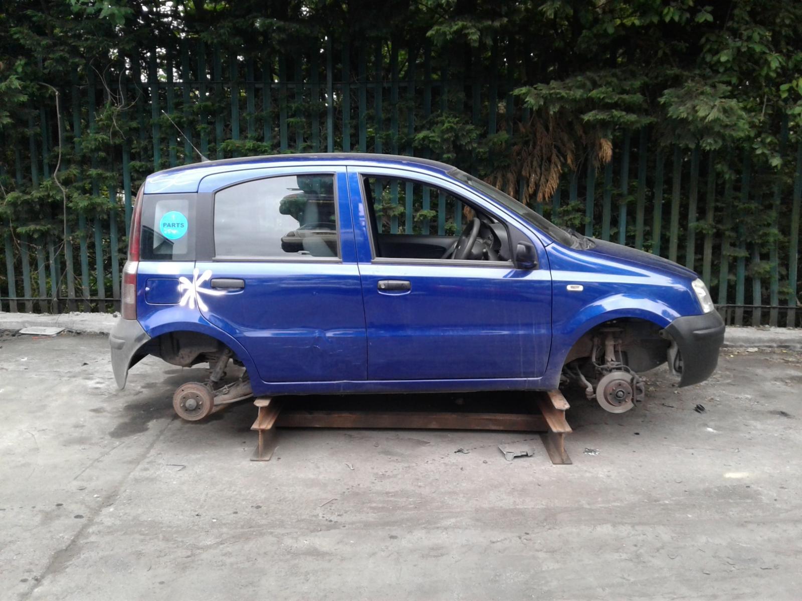 Image for a FIAT PANDA 2009 5 Door Hatchback