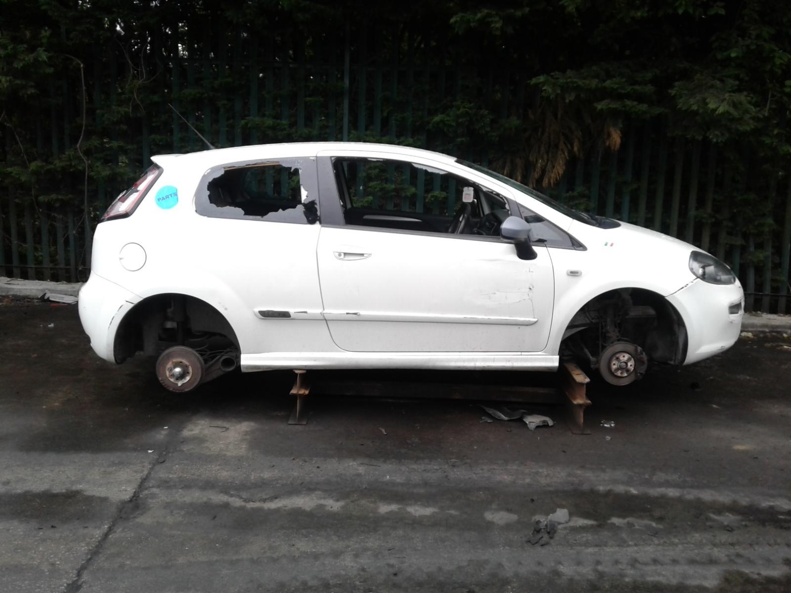Image for a FIAT PUNTO 2012 3 Door Hatchback