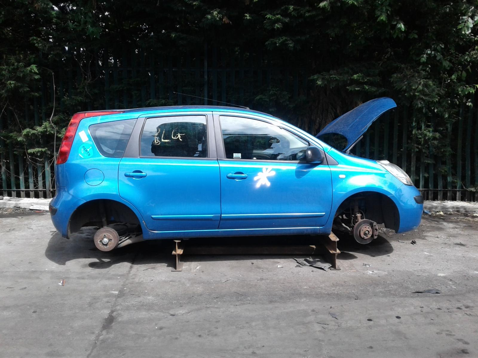 Image for a NISSAN NOTE 2006 5 Door BODYSTYLE.MPV