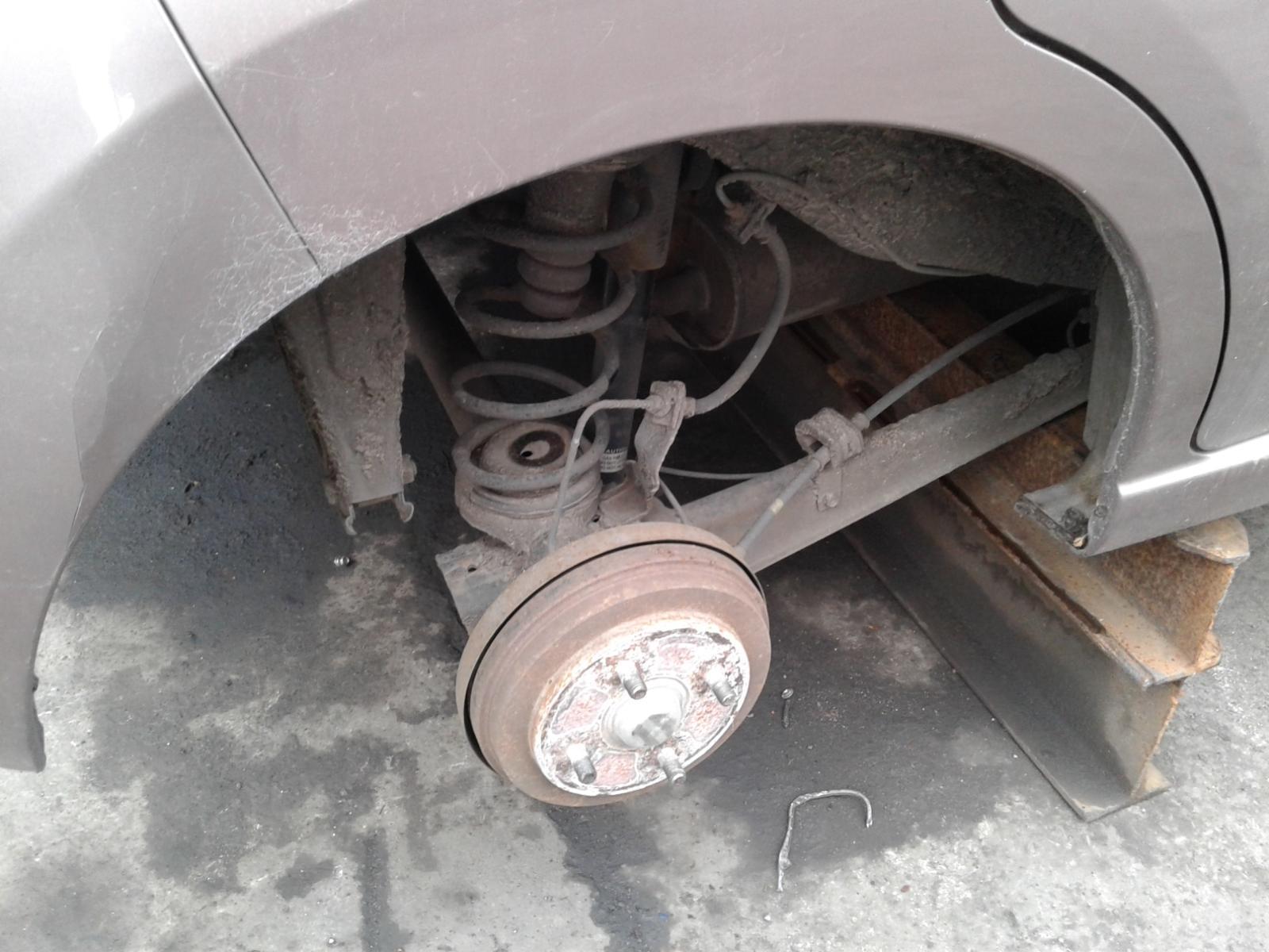 View Auto part SUZUKI ALTO 2009 5 Door Hatchback