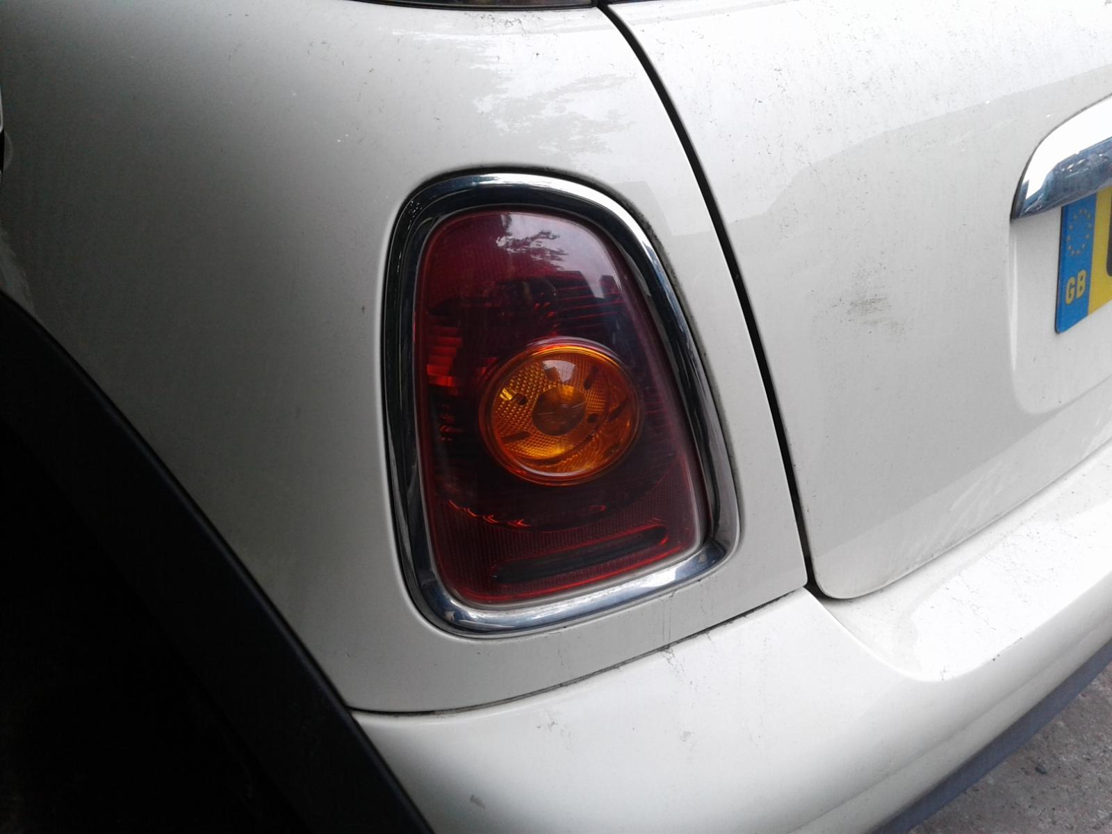 View Auto part MINI (BMW) MINI 2009 3 Door Hatchback