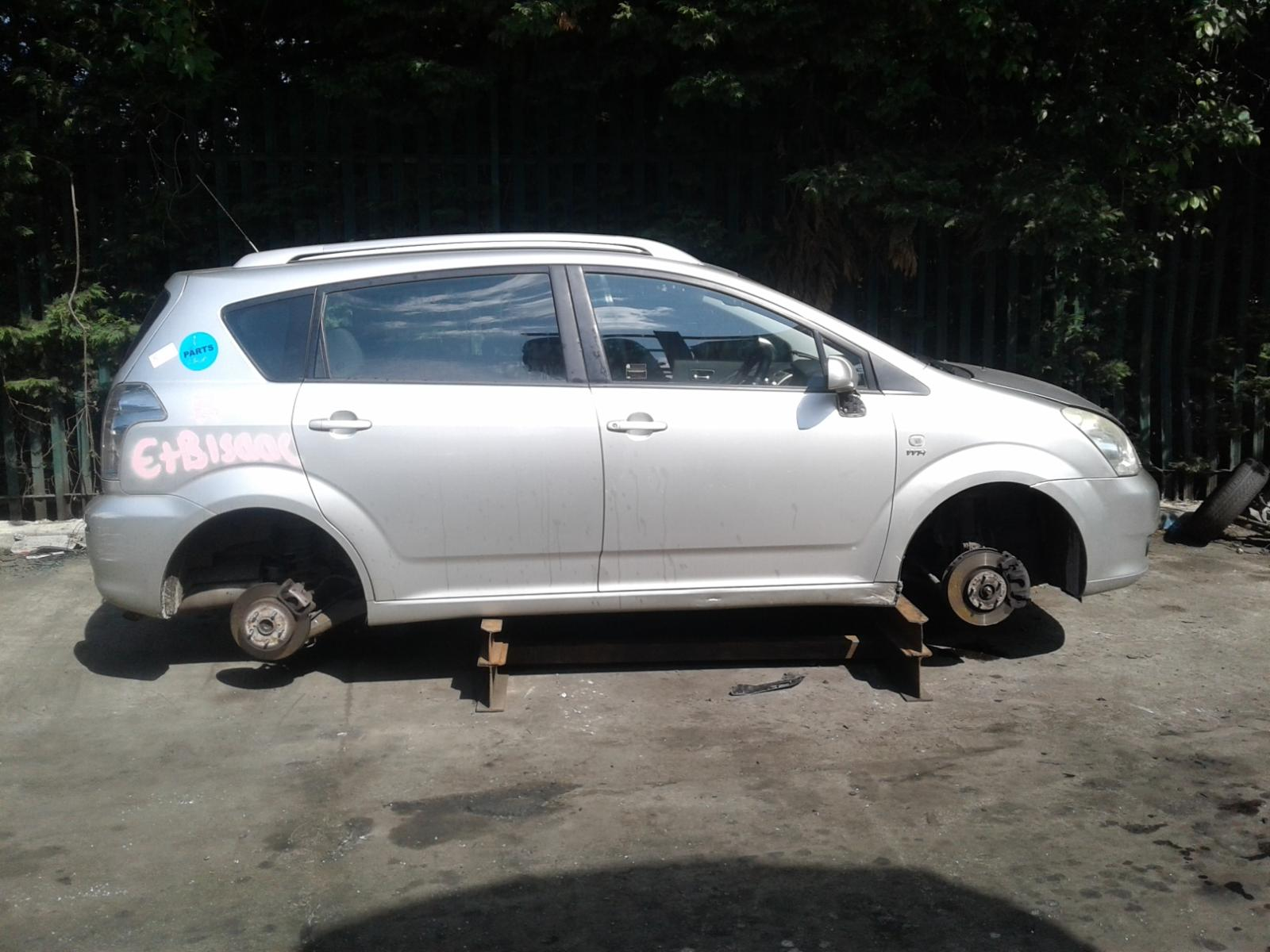 Image for a TOYOTA COROLLA VERSO 2005 5 Door BODYSTYLE.MPV