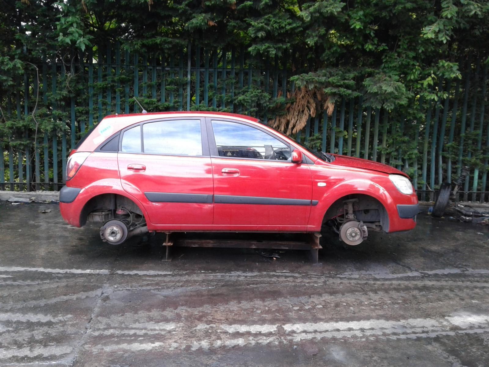 Image for a KIA RIO 2006 5 Door Hatchback