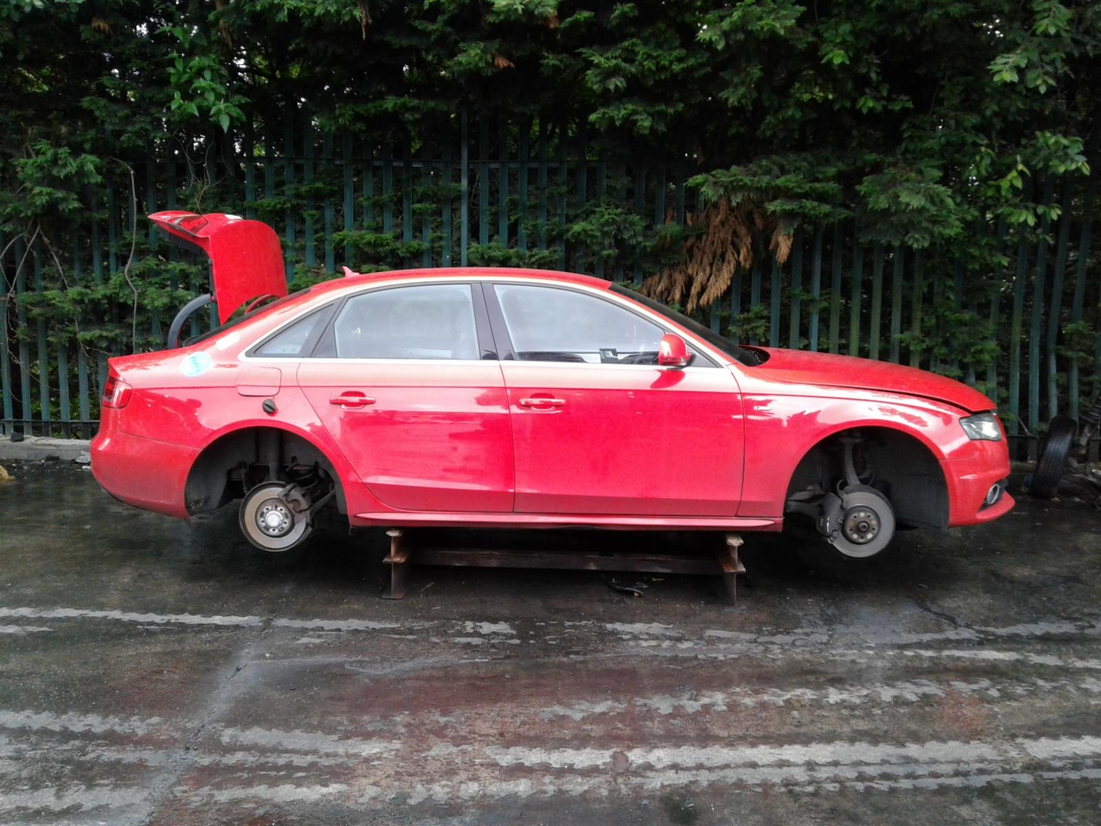 Image for a AUDI A4 2009 4 Door Saloon