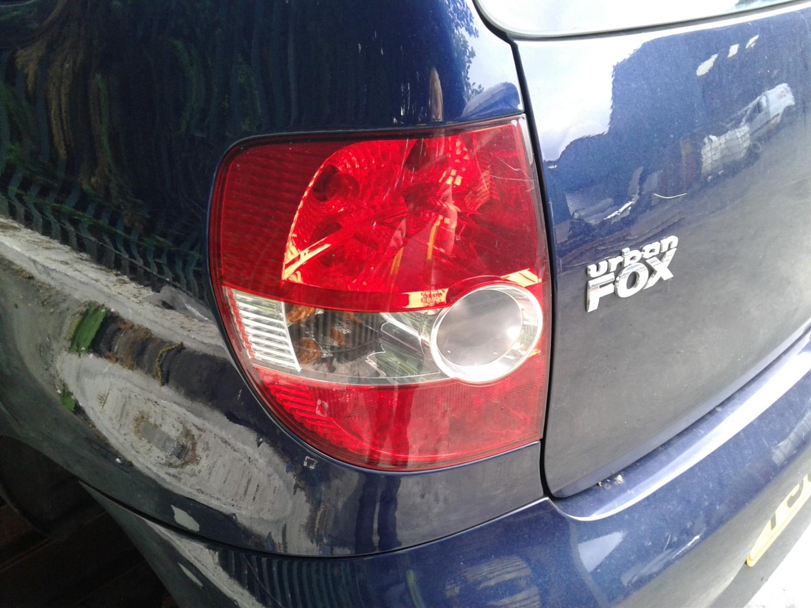 View Auto part VOLKSWAGEN FOX 2007 3 Door Hatchback