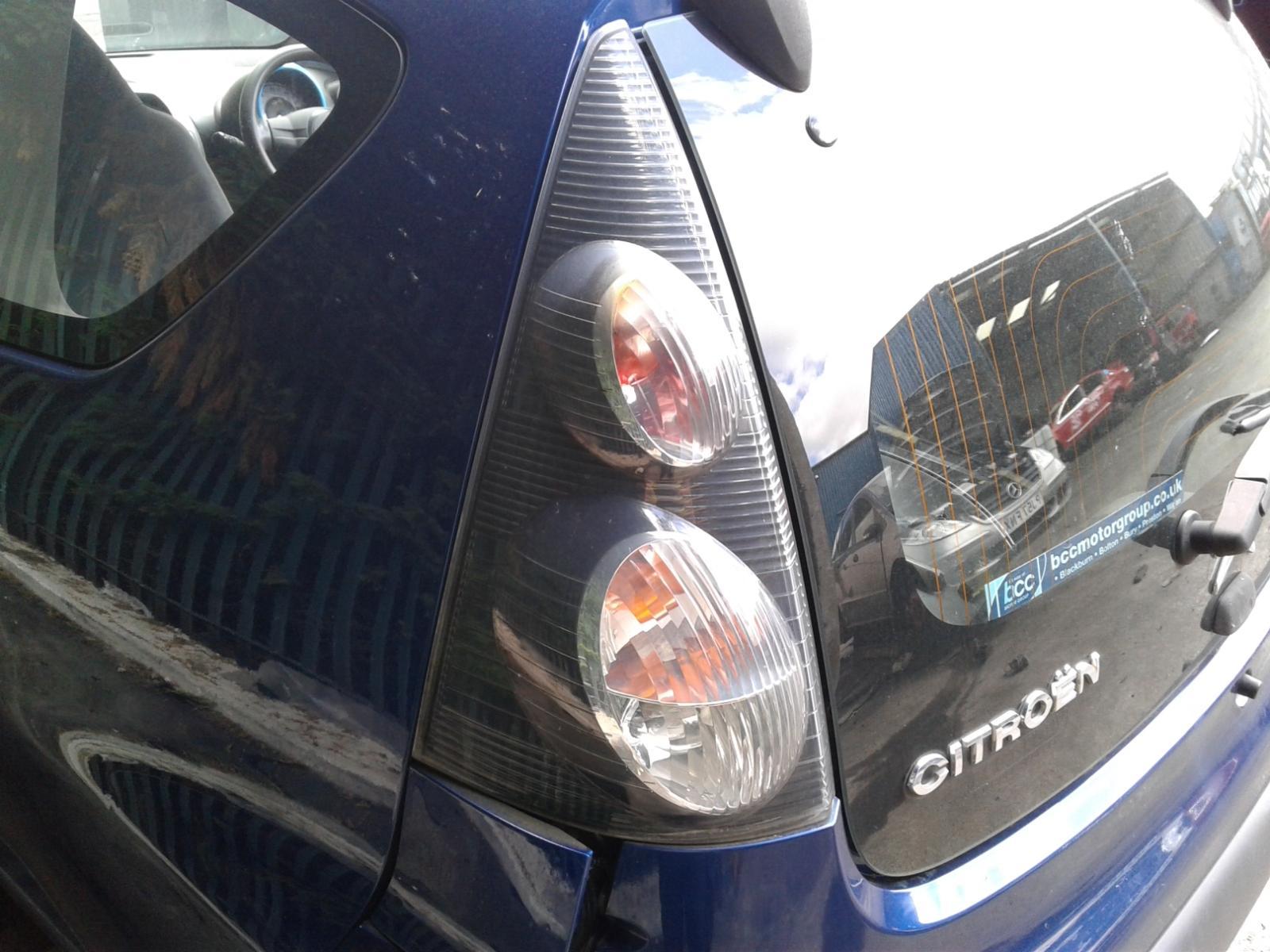 View Auto part CITROEN C1 2007 3 Door Hatchback