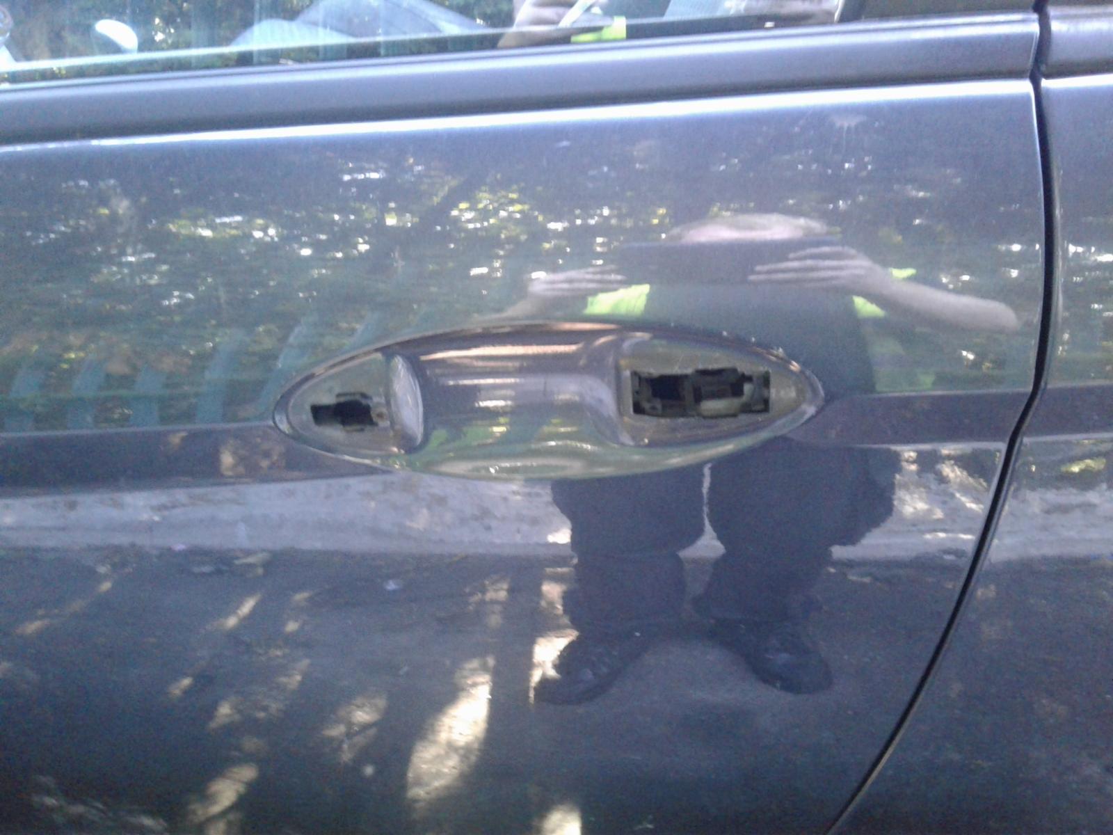 View Auto part FORD FIESTA 2009 3 Door Hatchback