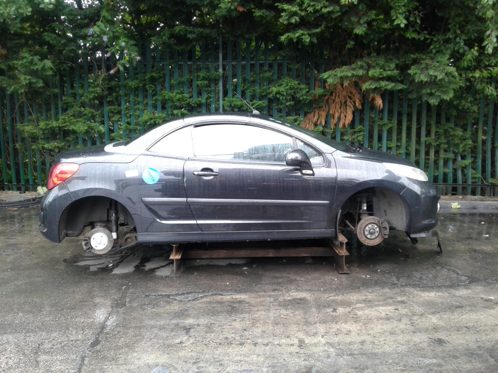 Image for a PEUGEOT 207 2008 2 Door Unknown