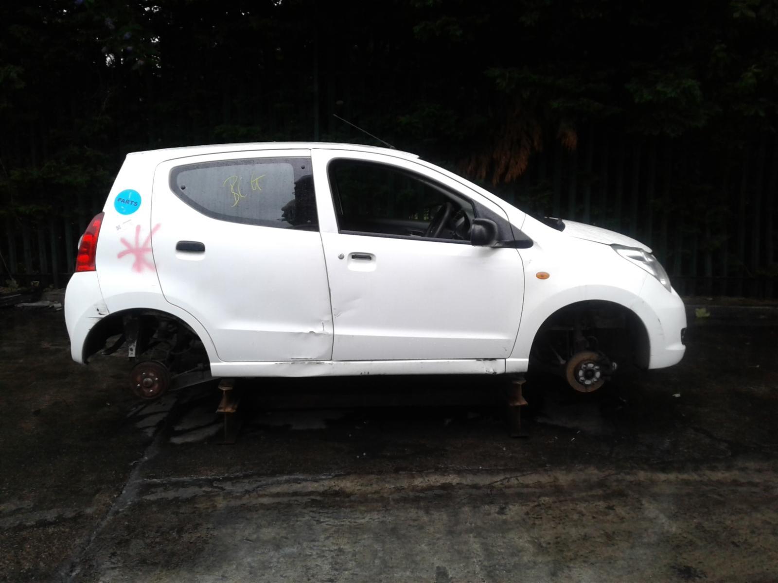 Image for a SUZUKI ALTO 2013 5 Door Hatchback