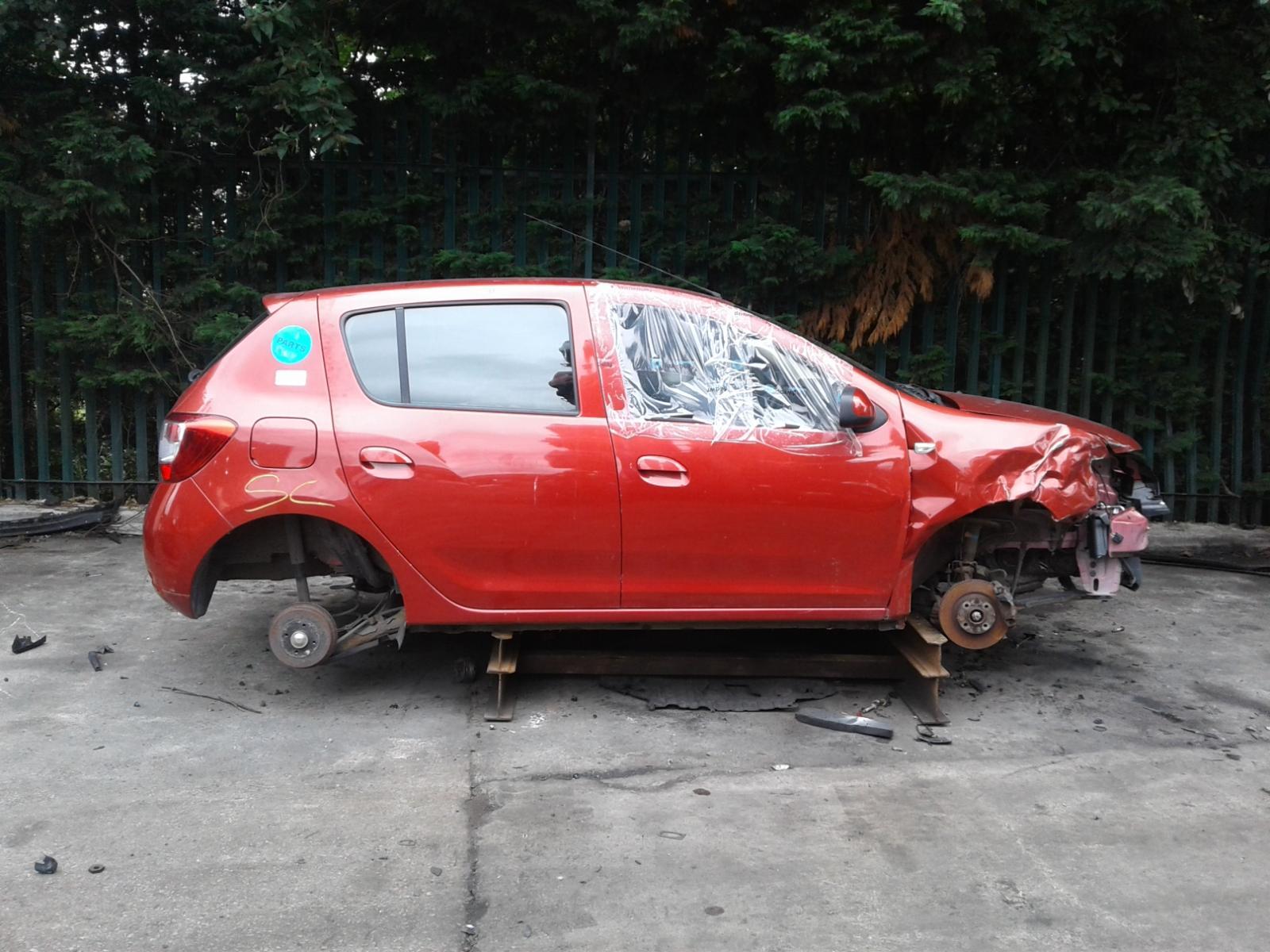 Image for a DACIA SANDERO 2014 5 Door Hatchback