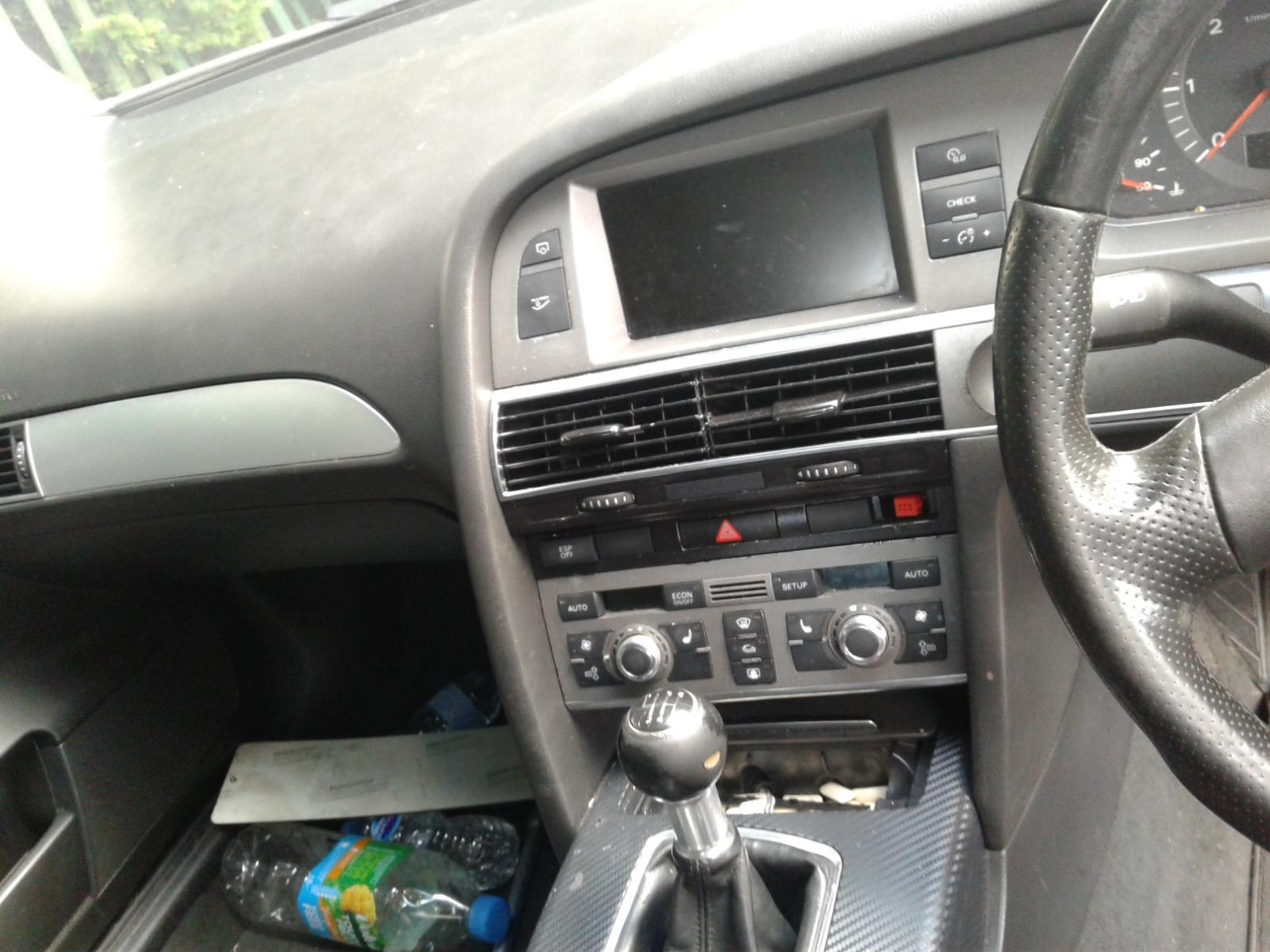 View Auto part AUDI A6 2008 4 Door Saloon
