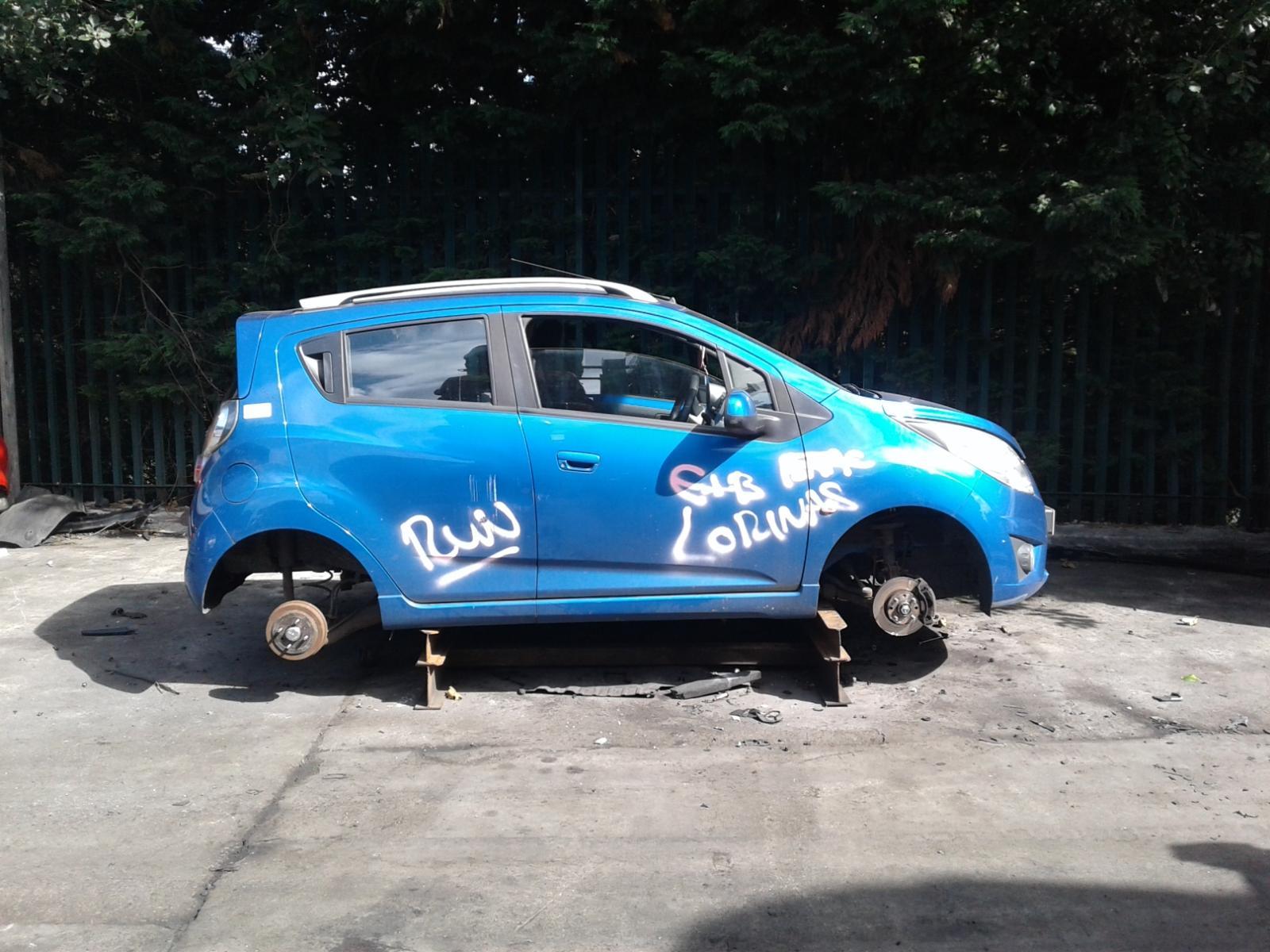 Image for a CHEVROLET SPARK 2012 5 Door Hatchback