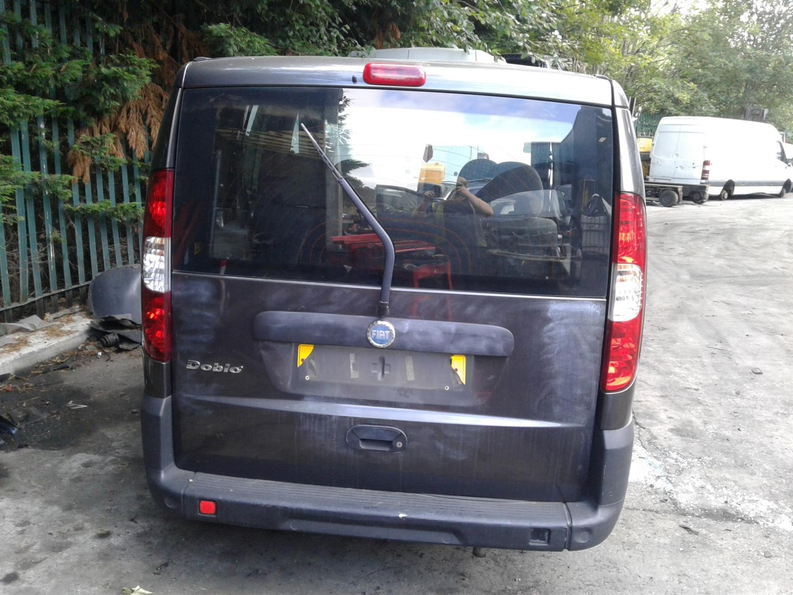 Image for a FIAT DOBLO 2007 5 Door BODYSTYLE.MPV