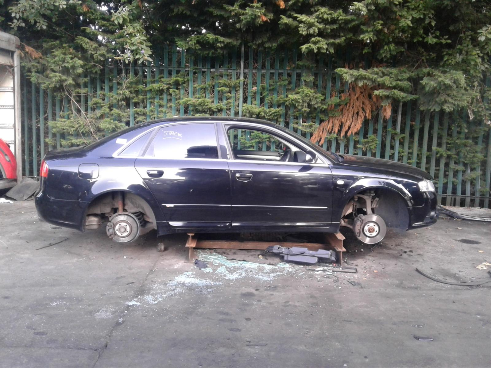 Image for a AUDI A4 2007 4 Door Saloon