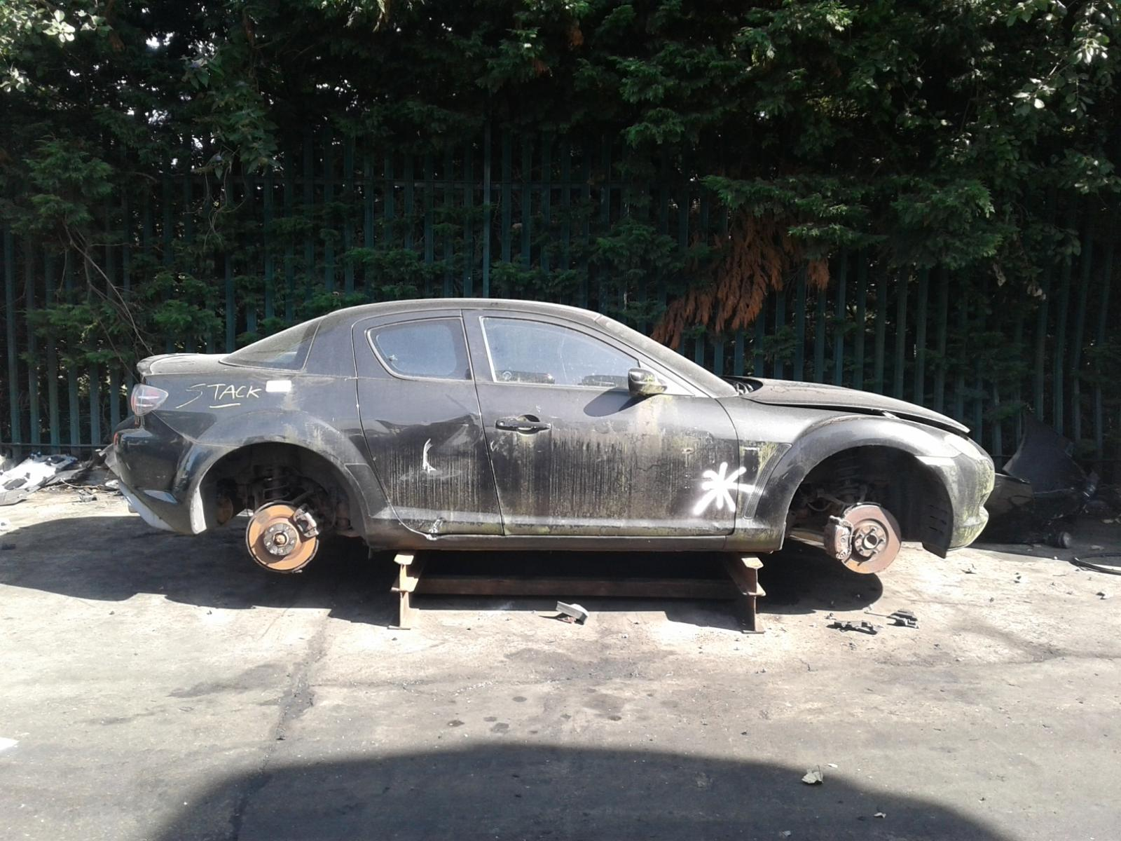 Image for a MAZDA RX8 2007 4 Door Coupe