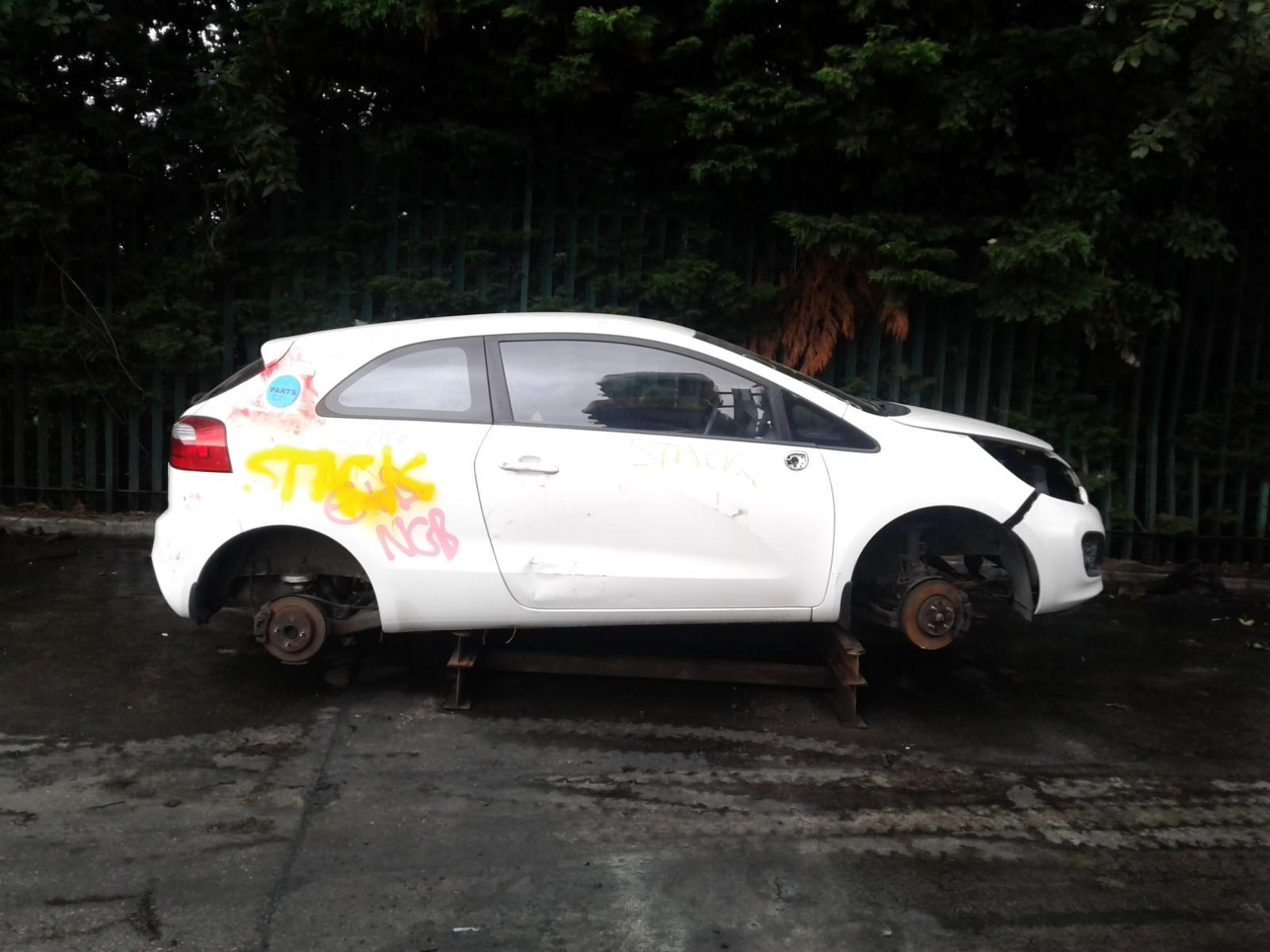 Image for a KIA RIO 2012 3 Door Hatchback
