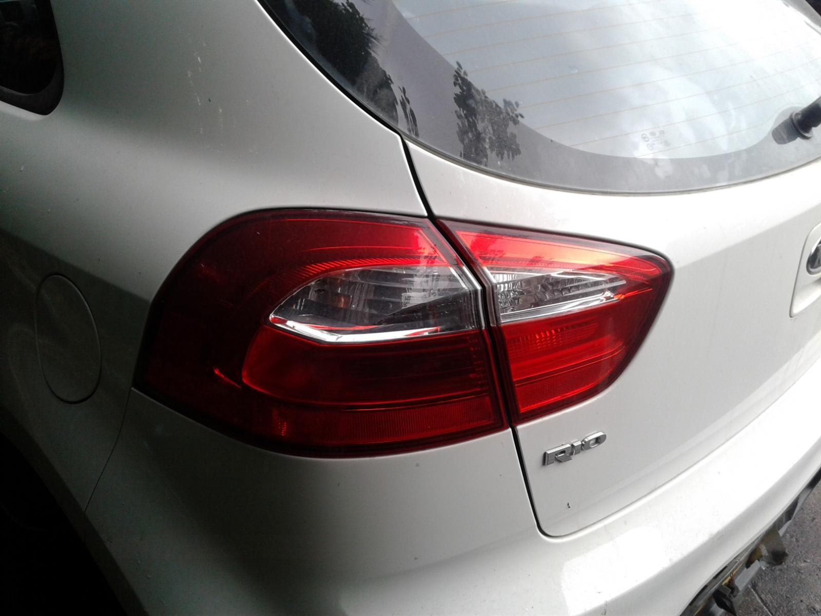 View Auto part KIA RIO 2012 3 Door Hatchback
