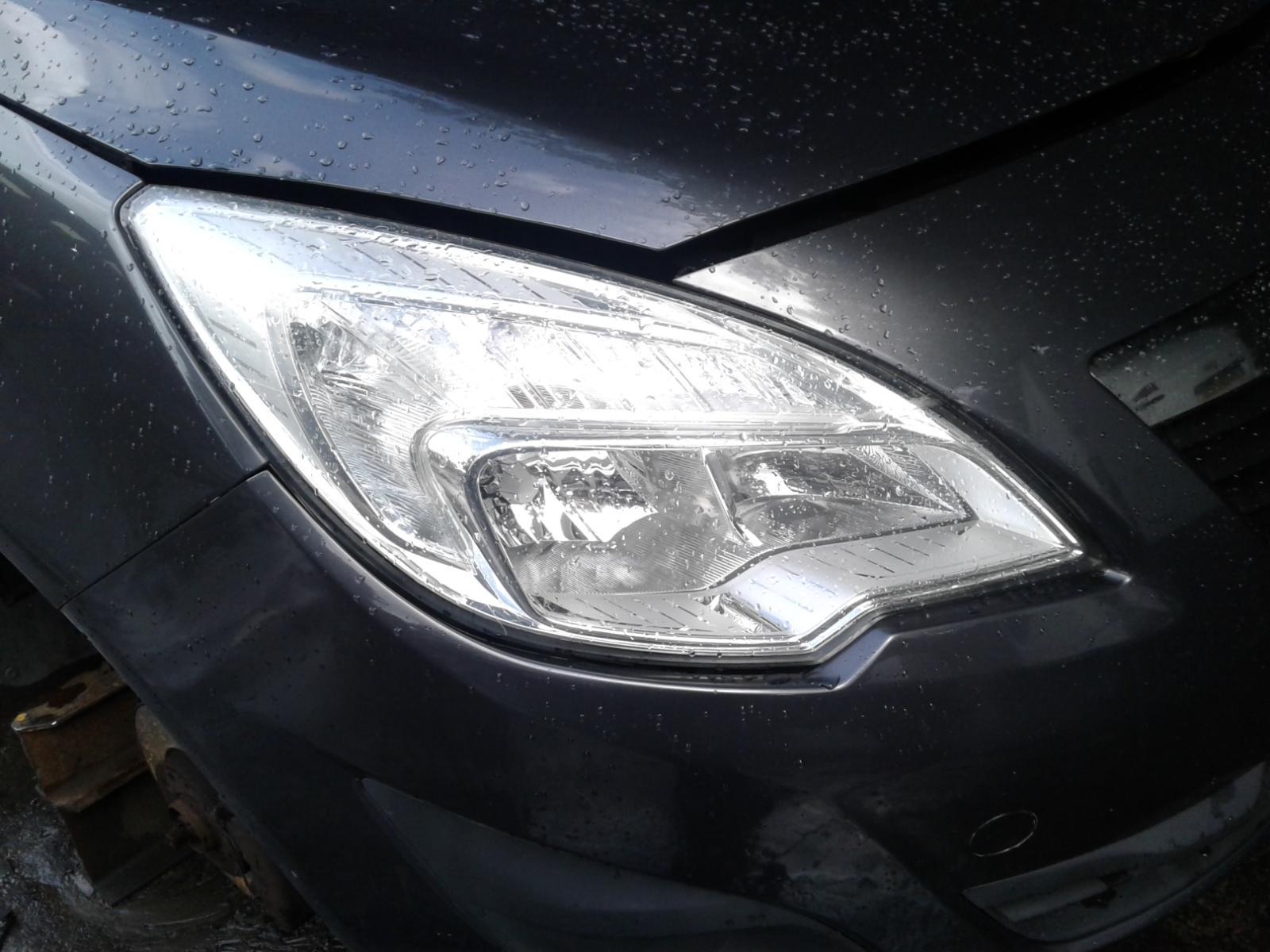 View Auto part VAUXHALL MERIVA 2011 5 Door BODYSTYLE.MPV