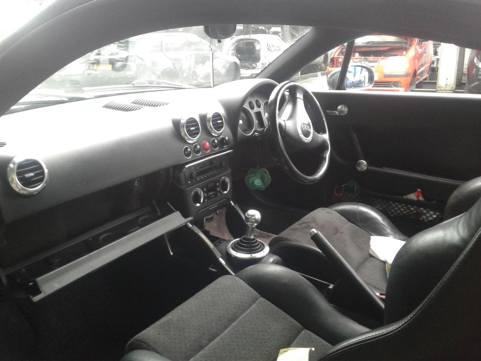 View Auto part AUDI TT 2003 3 Door Coupe