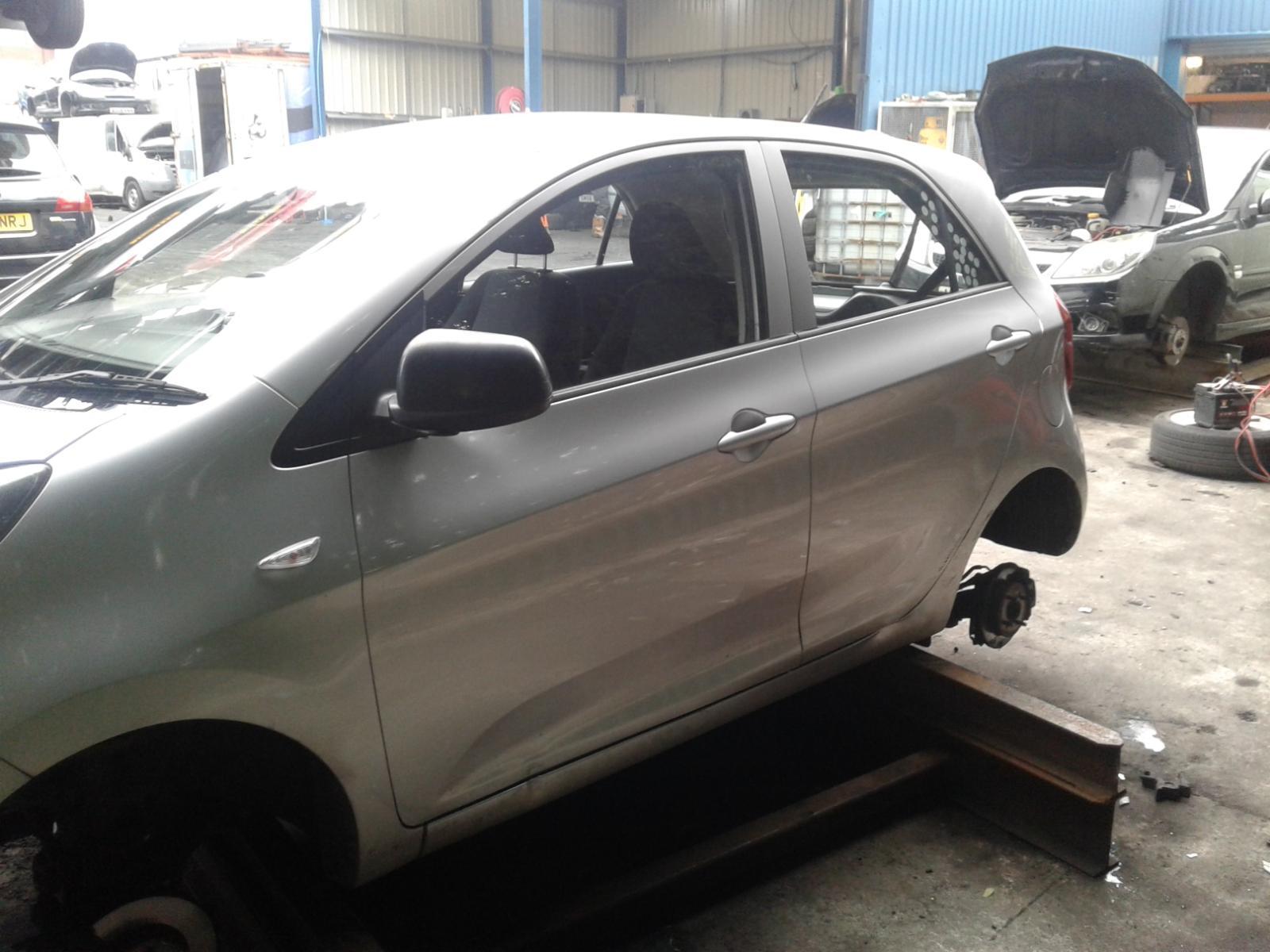 View Auto part KIA PICANTO 2011 5 Door Hatchback
