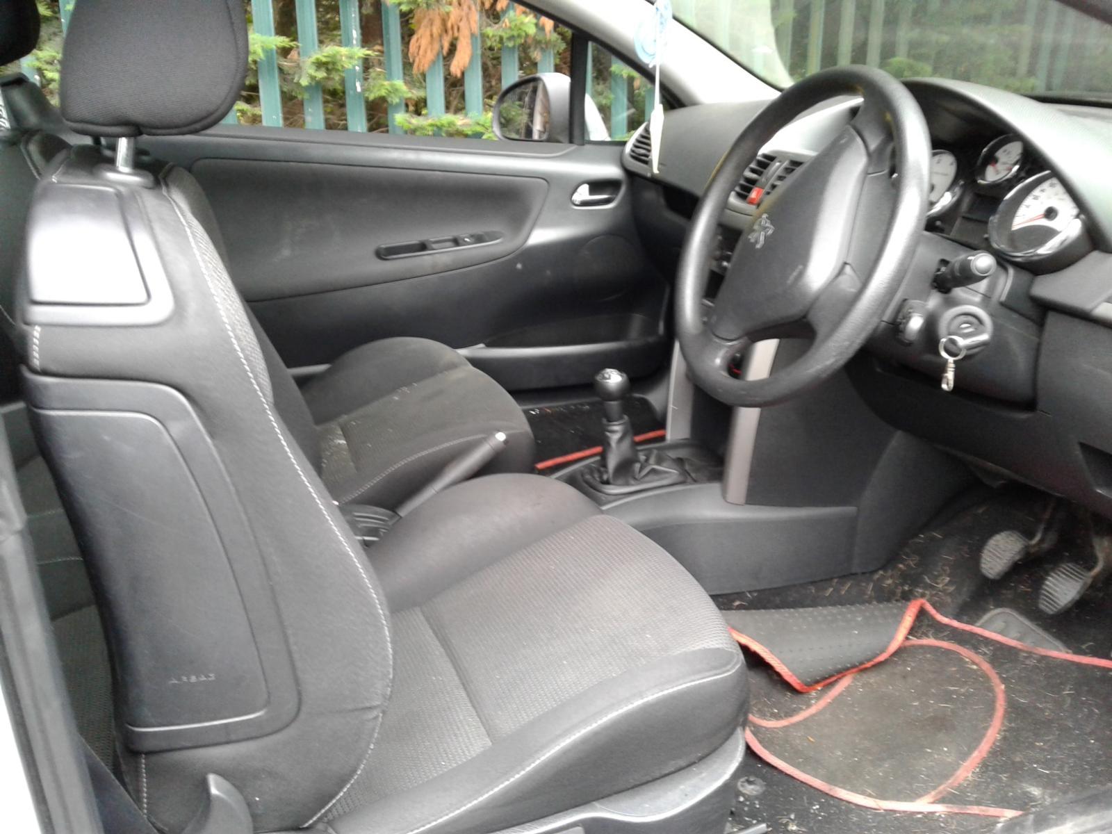 View Auto part PEUGEOT 207 2010 2 Door Unknown