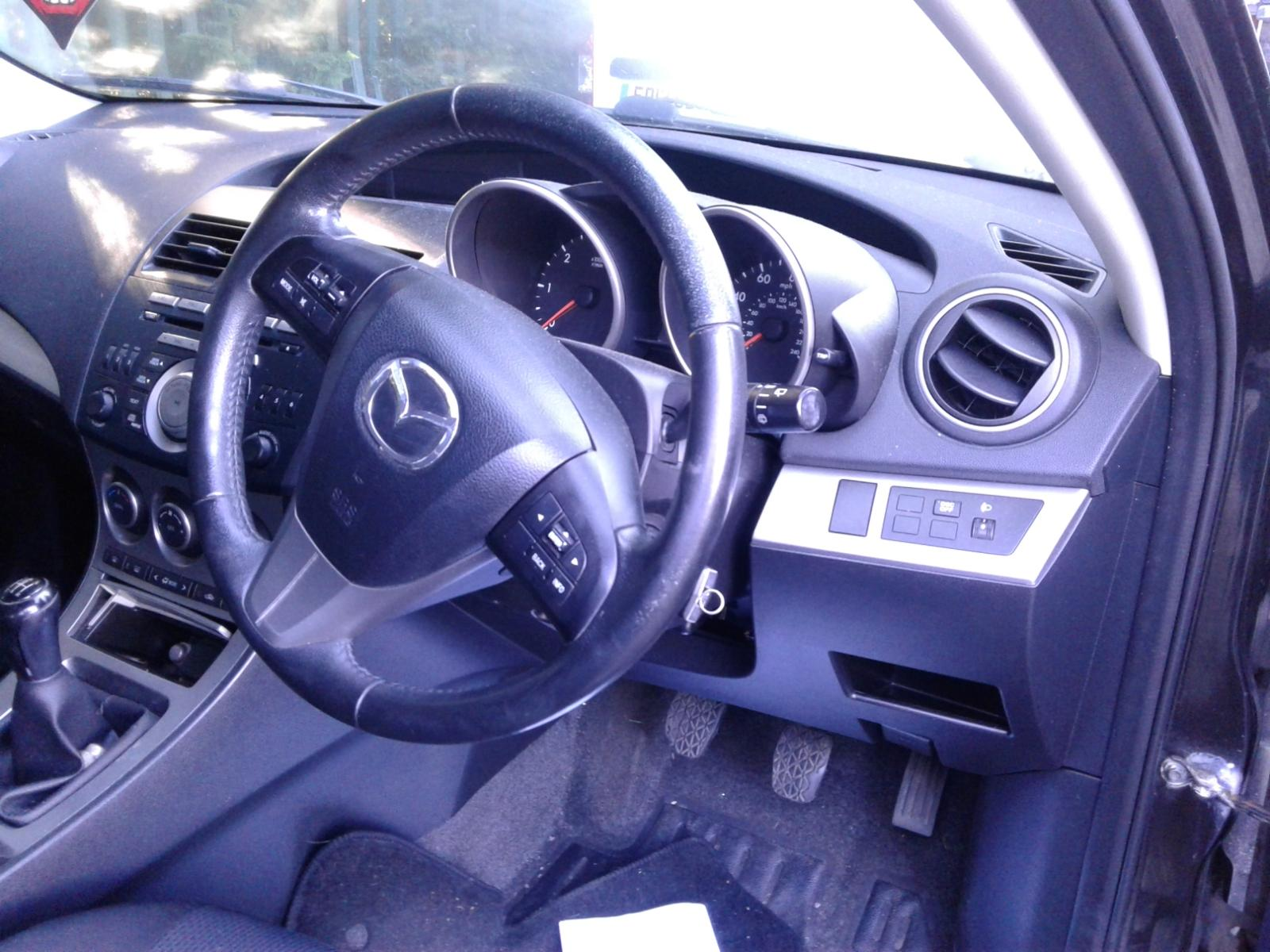 View Auto part MAZDA 3  2010 5 Door Hatchback