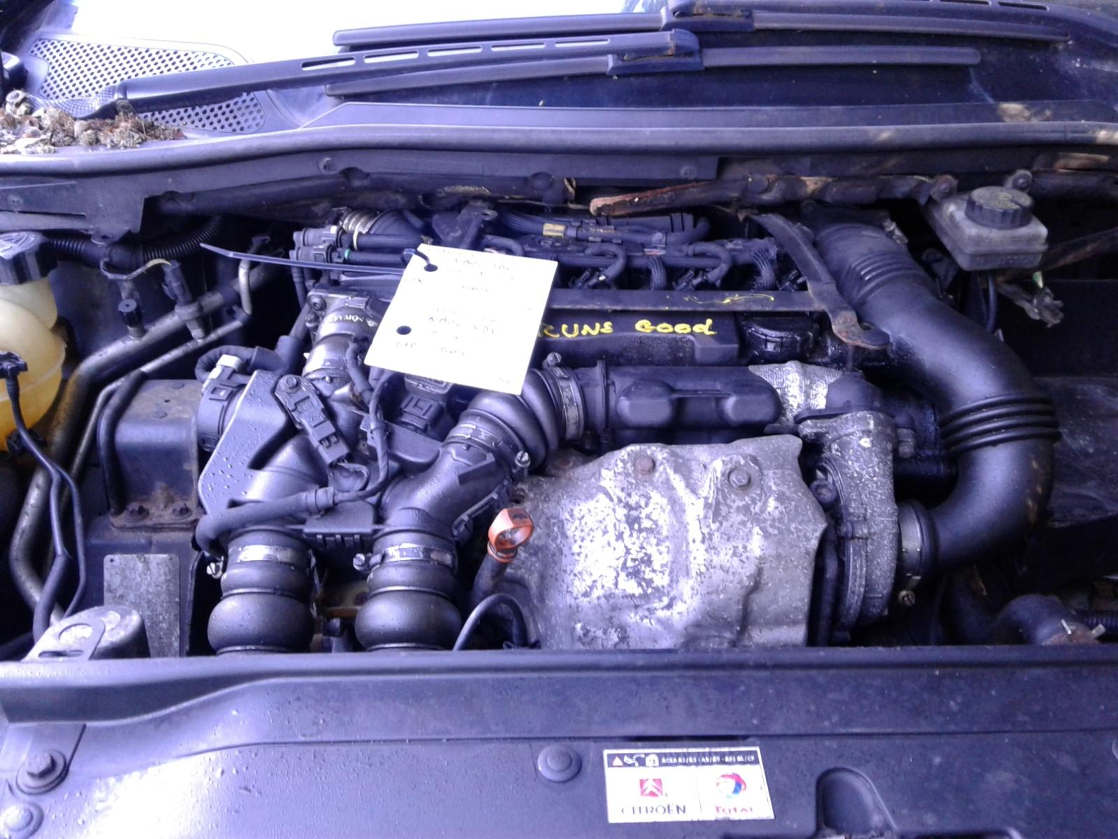 View Auto part CITROEN C4 2006 3 Door Coupe
